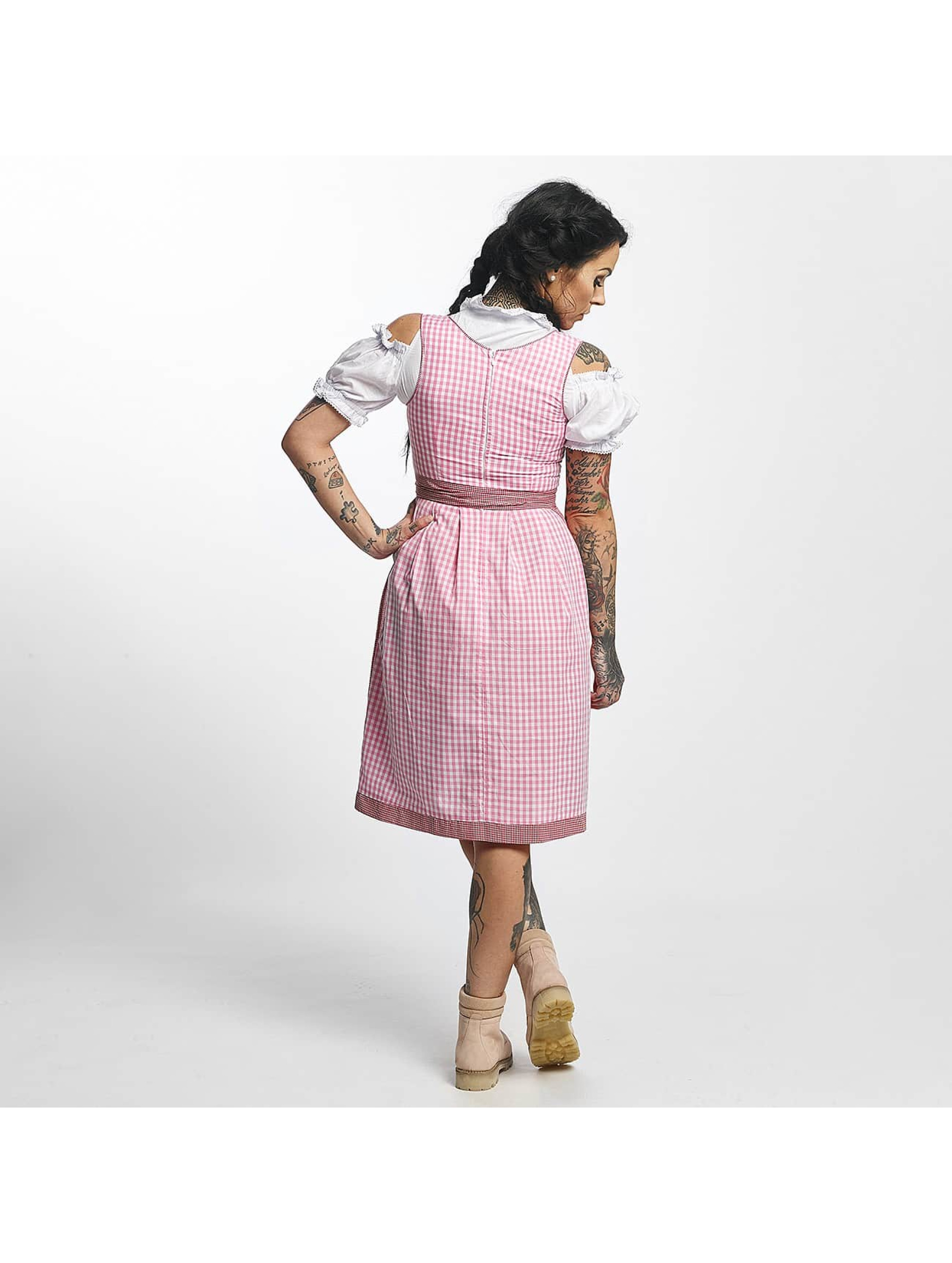Paris Premium Dress Traditional pink