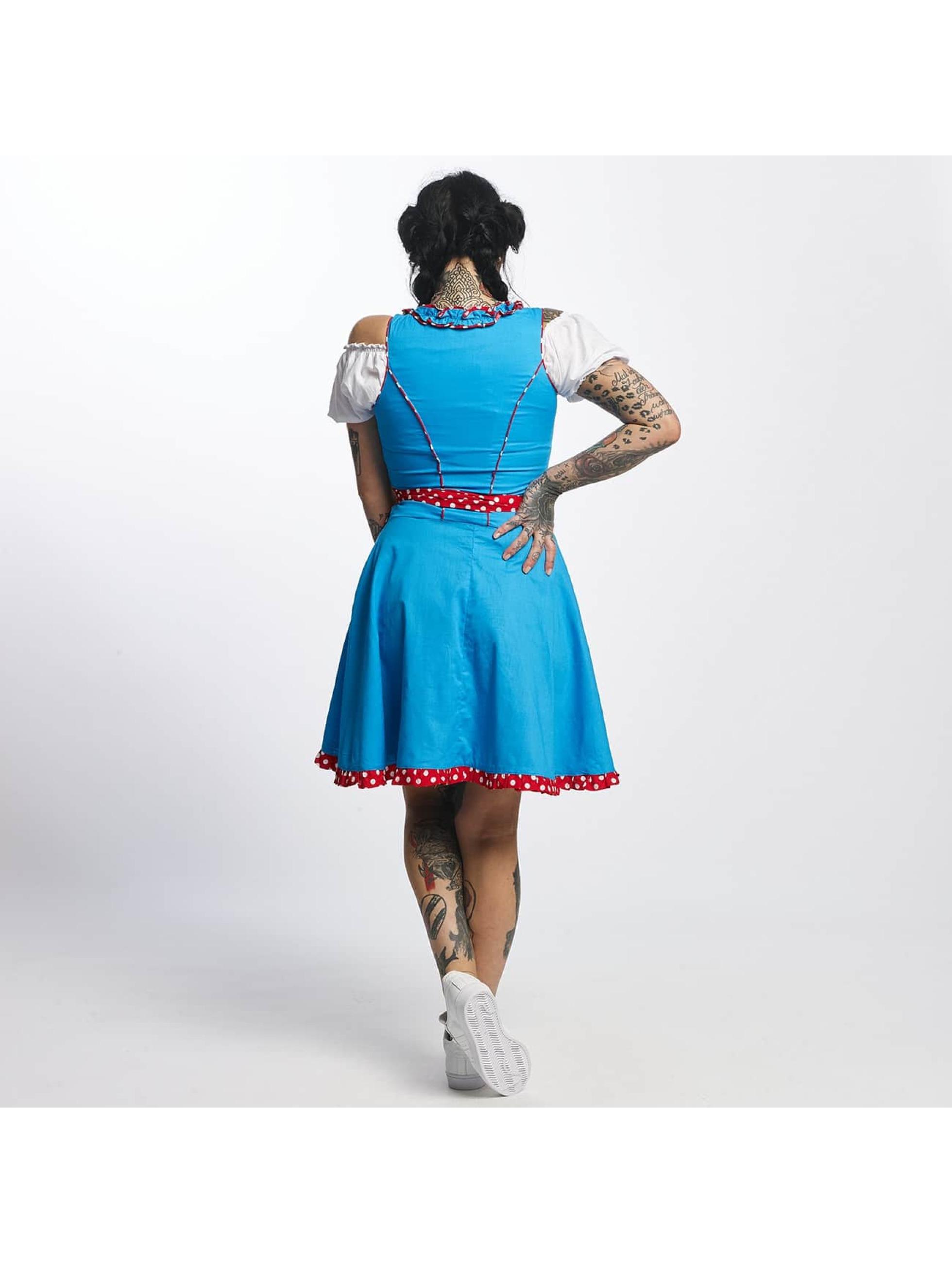 Paris Premium Dress Funny turquoise