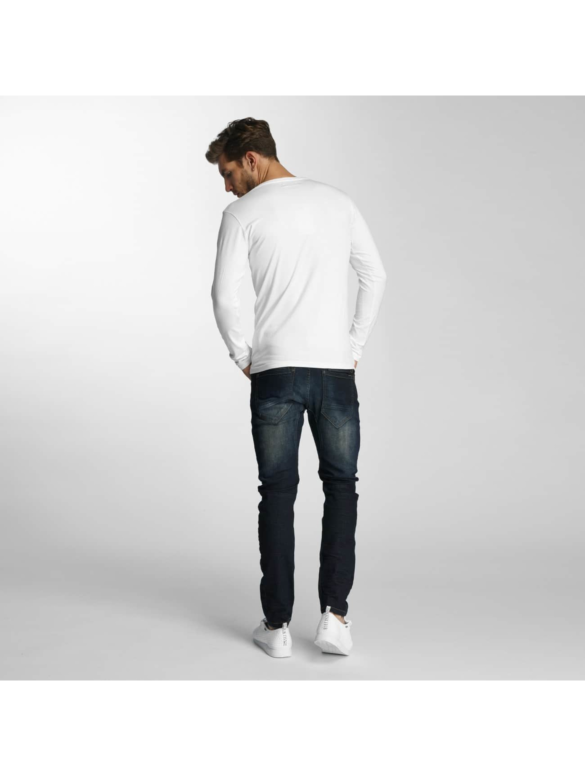 Paris Premium Dżinsy straight fit Azrael niebieski