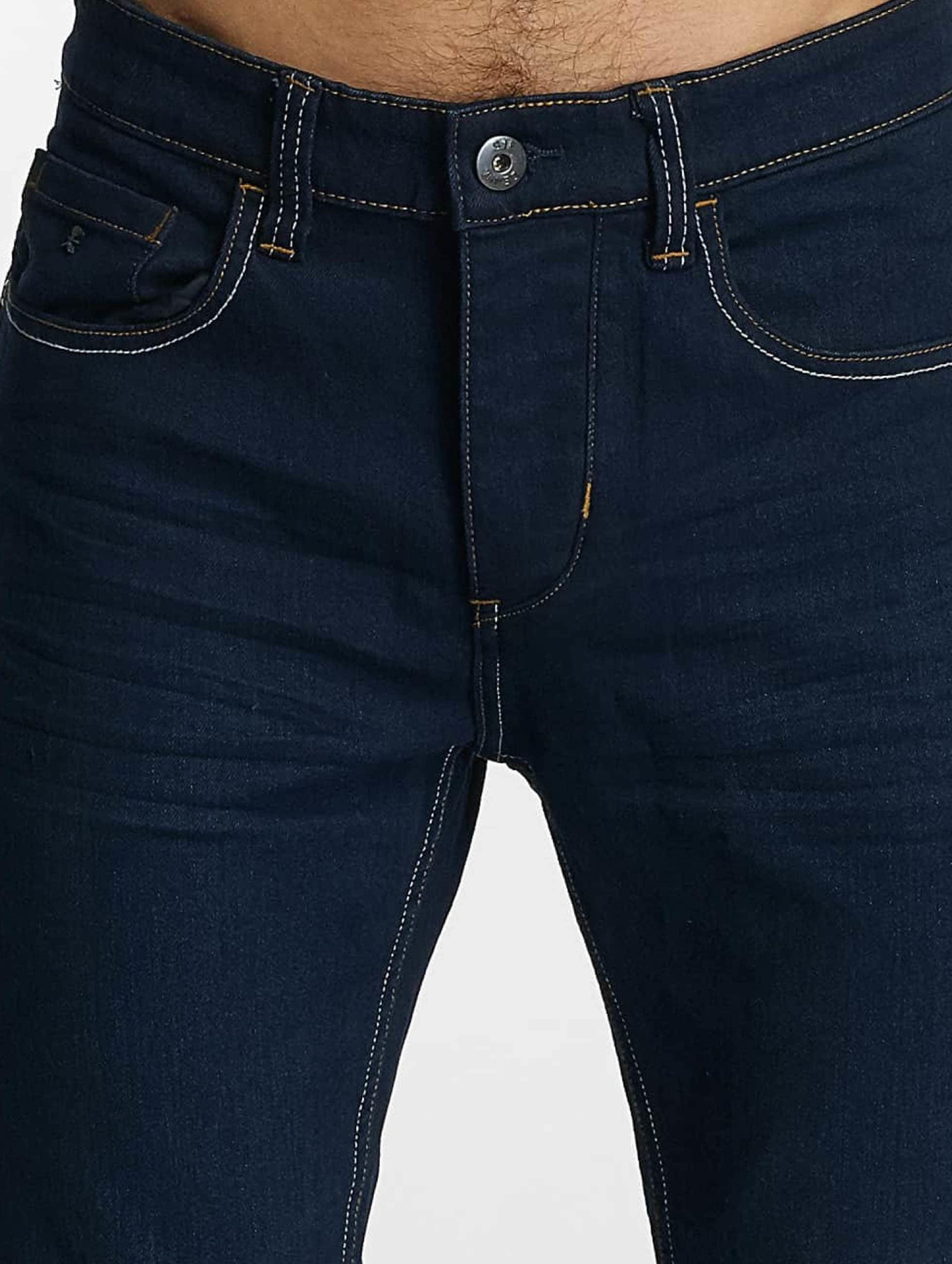 Paris Premium Dżinsy straight fit Till niebieski