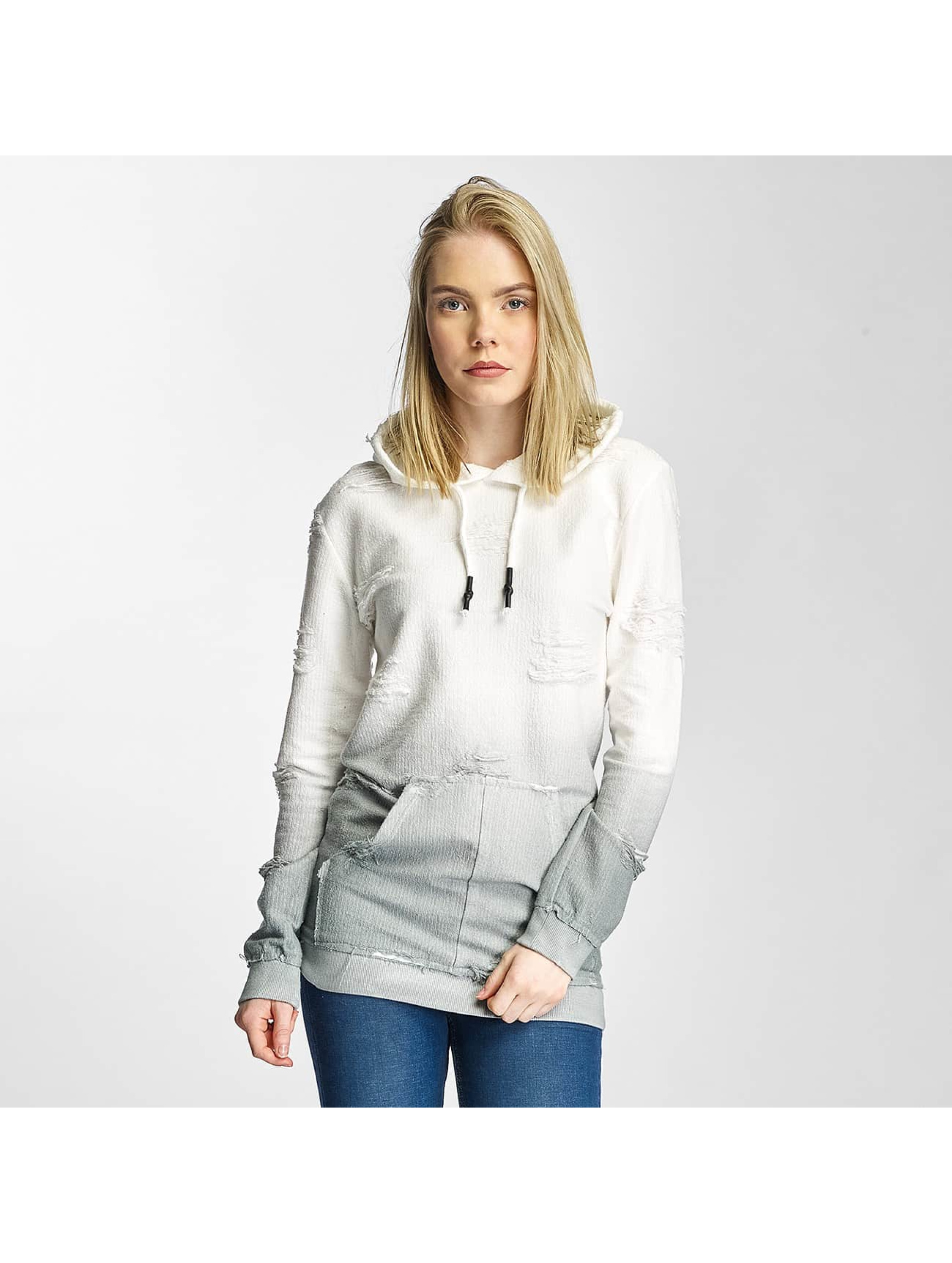 Paris Premium Hoodie Two Tone grey
