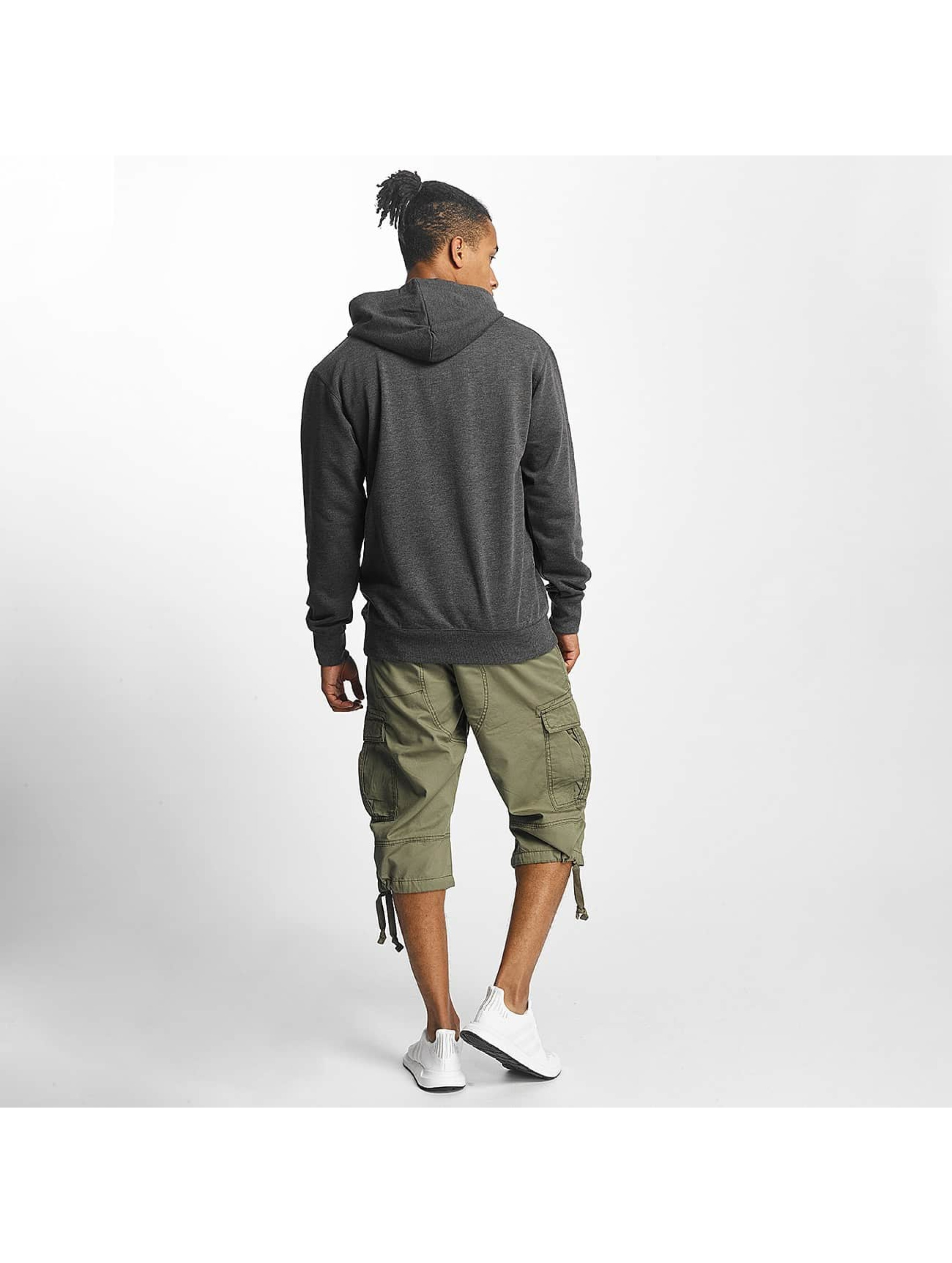 Paris Premium Hoodie Basic grey