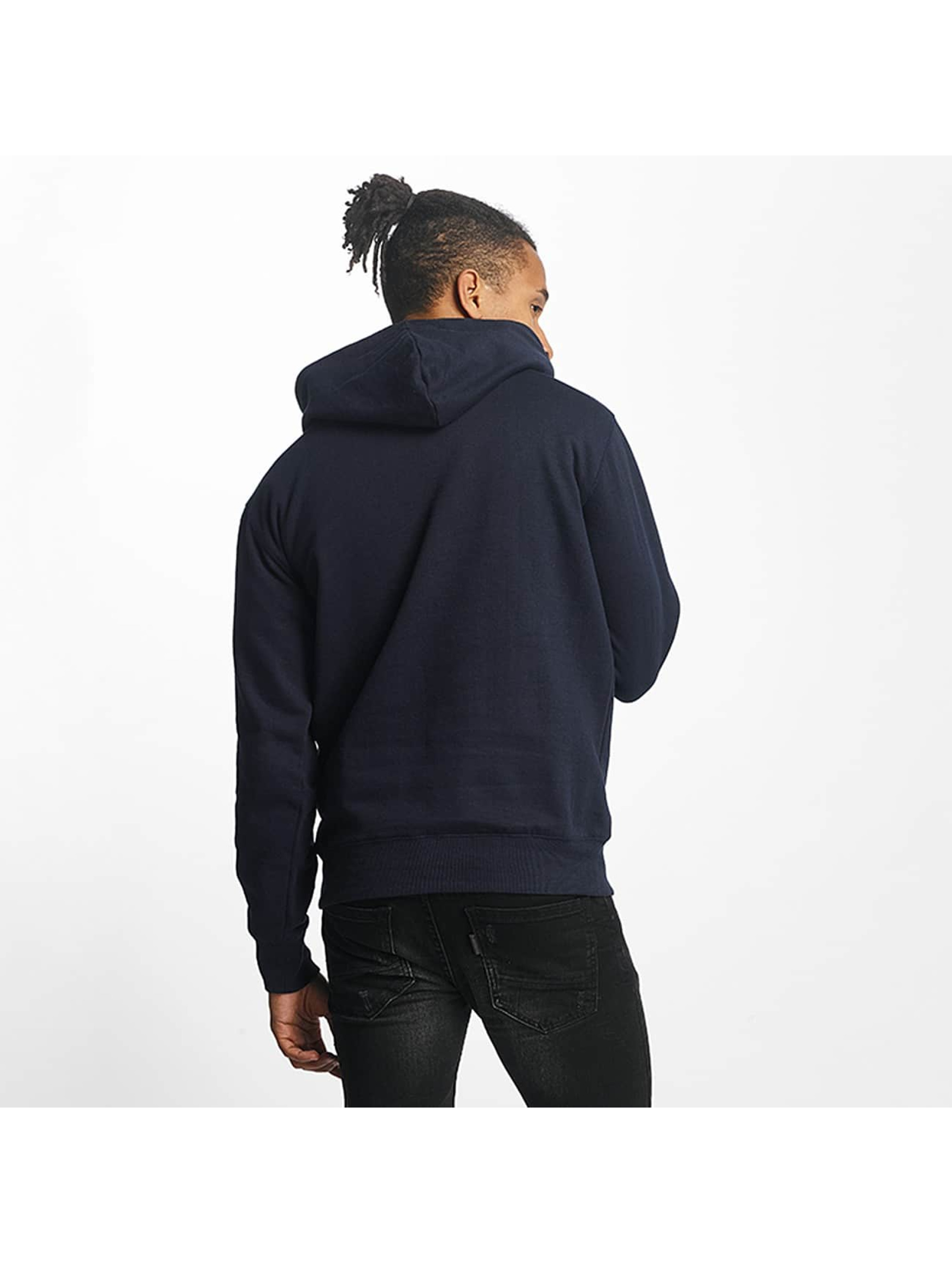 Paris Premium Hoodies Basic blå