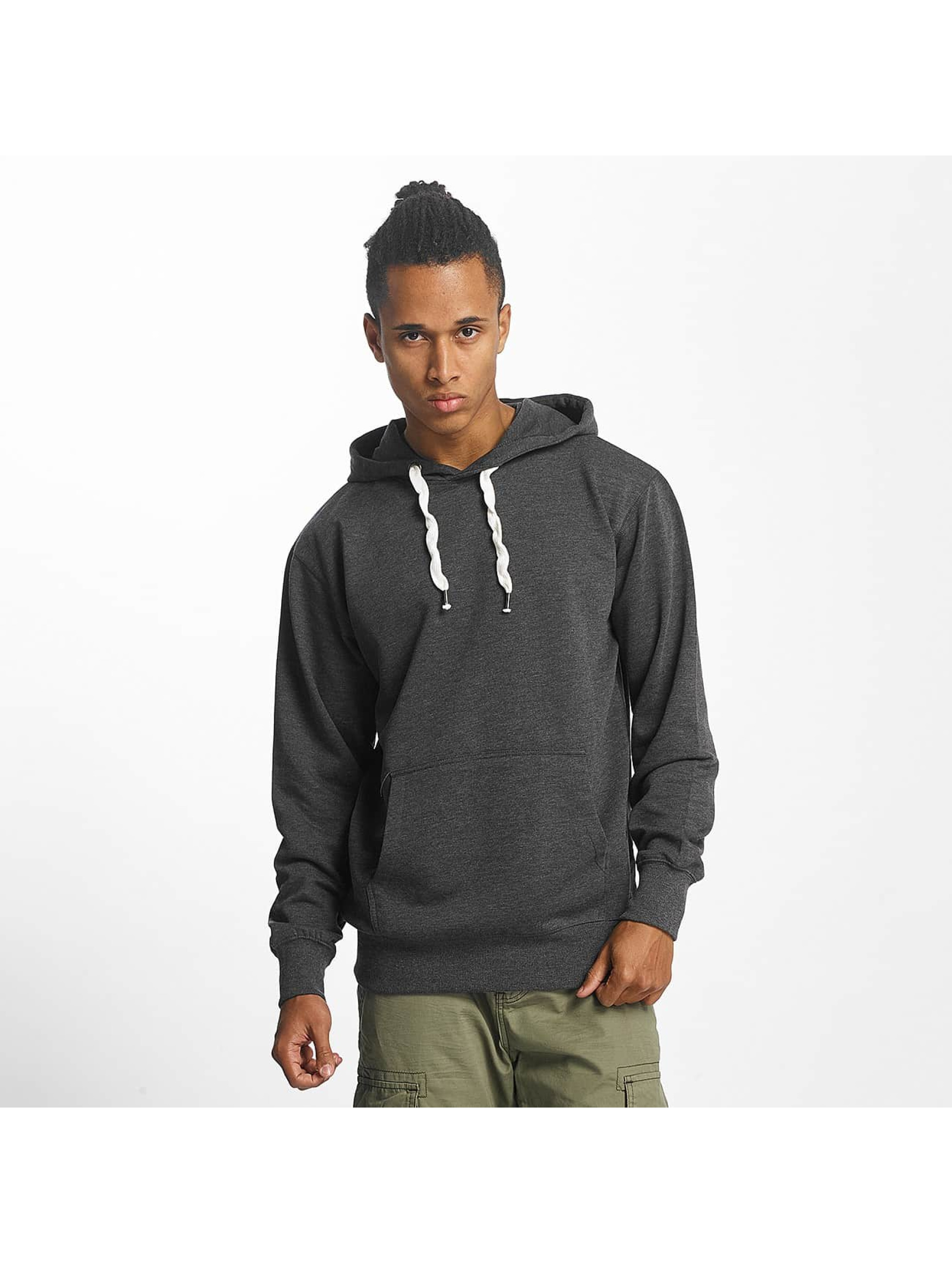 Paris Premium Hoody Basic grau