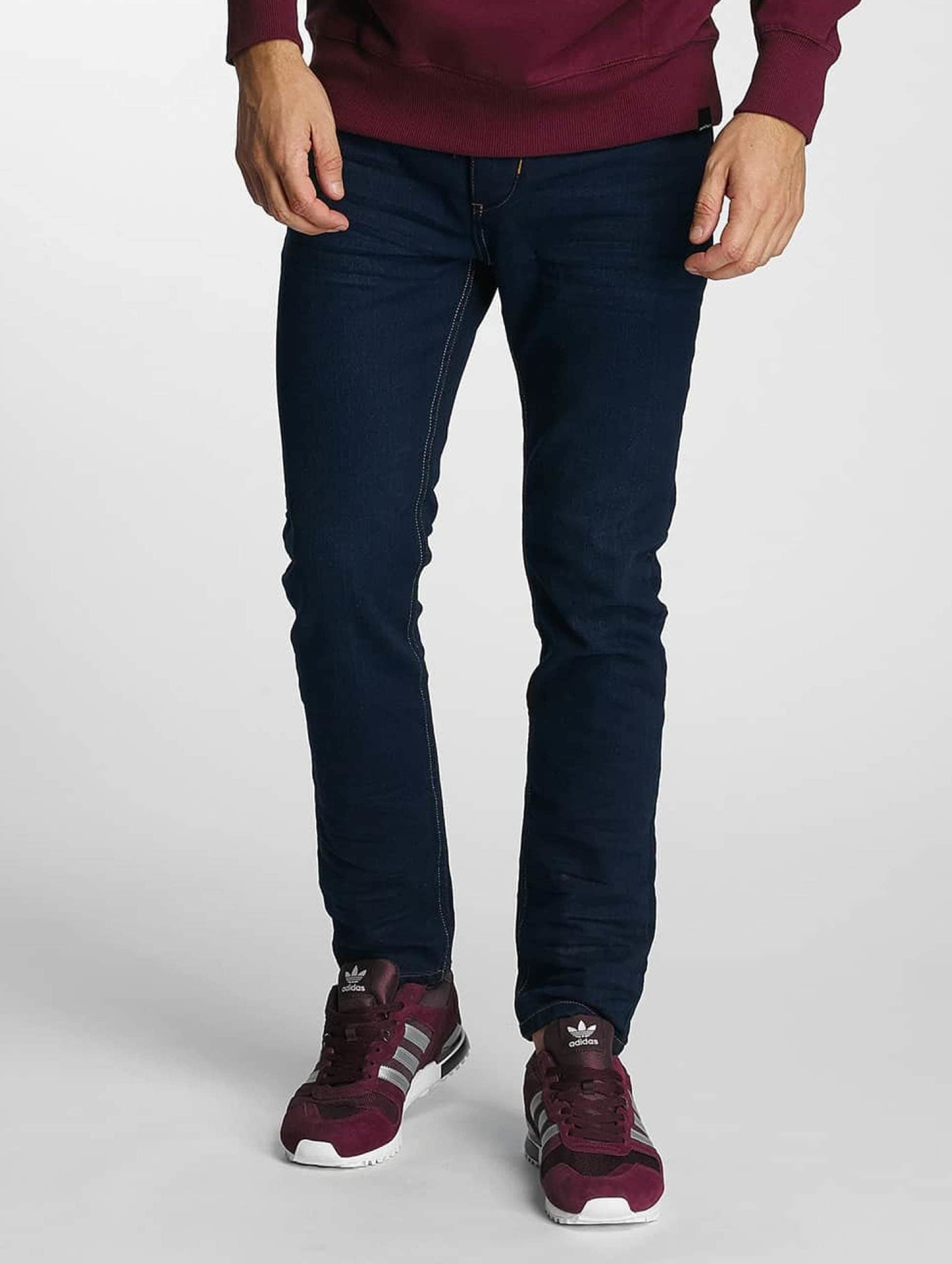 Paris Premium Jean coupe droite Till bleu