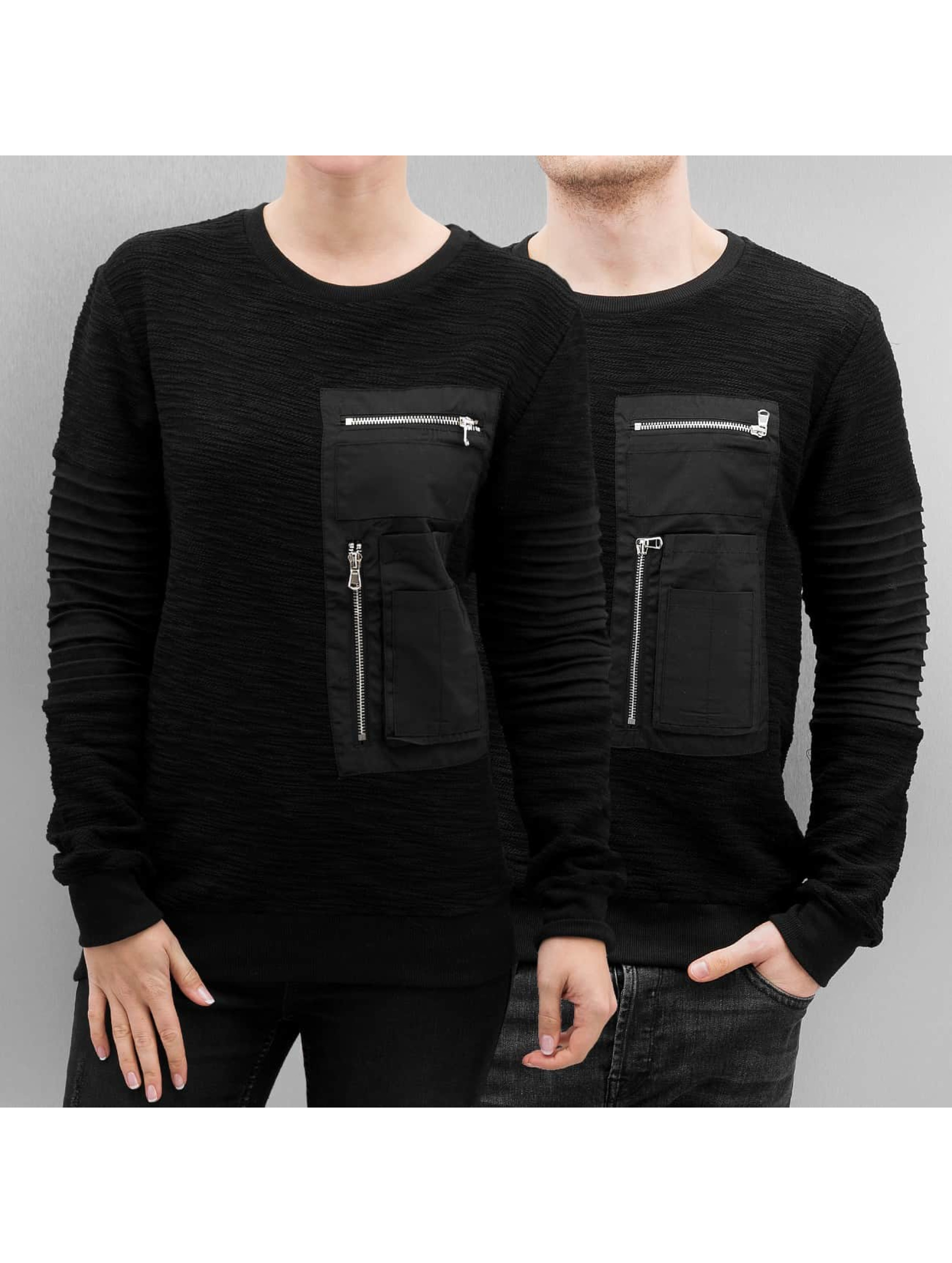 Paris Premium Jumper Pocket black