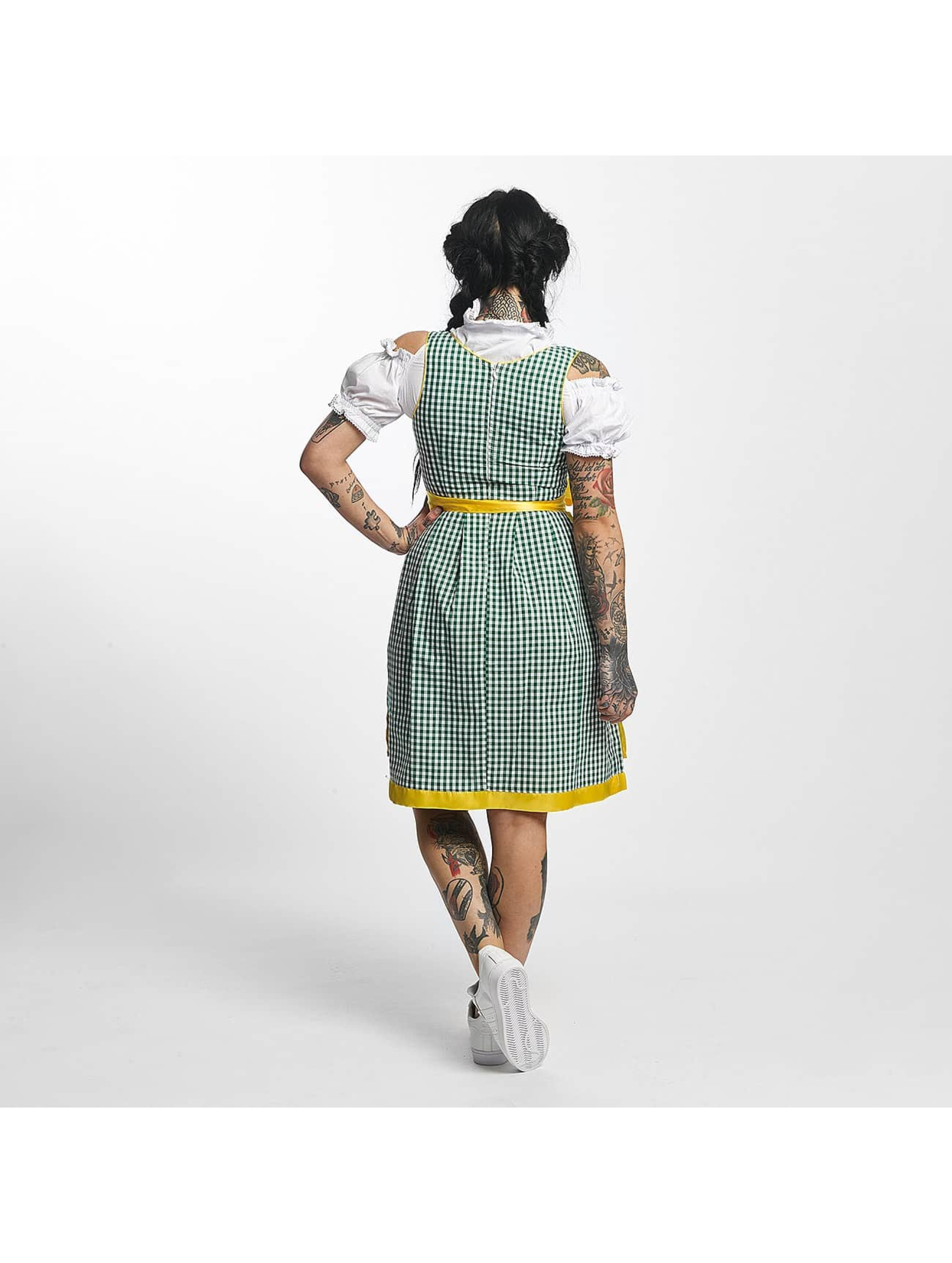 Paris Premium Kleid Elegance grün