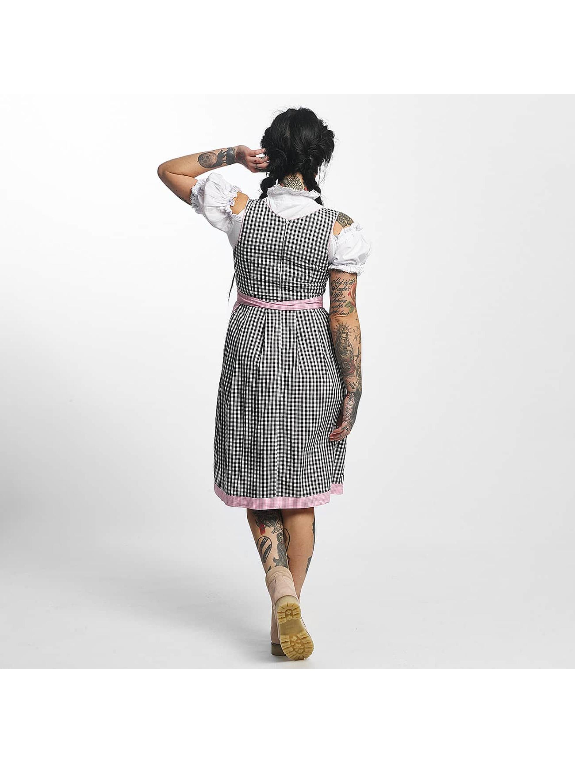 Paris Premium Kleid Traditional schwarz