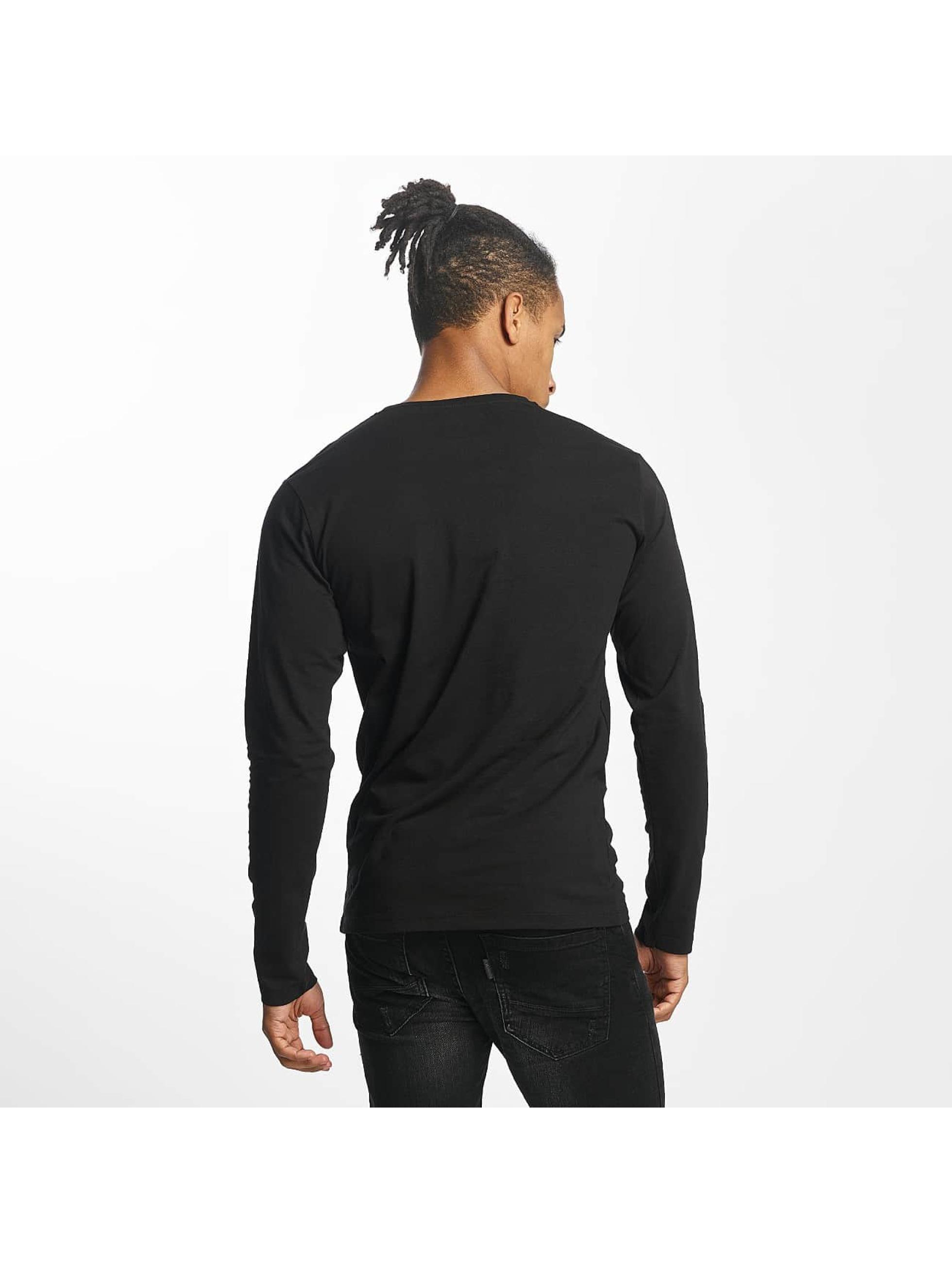 Paris Premium Langermet Basic svart