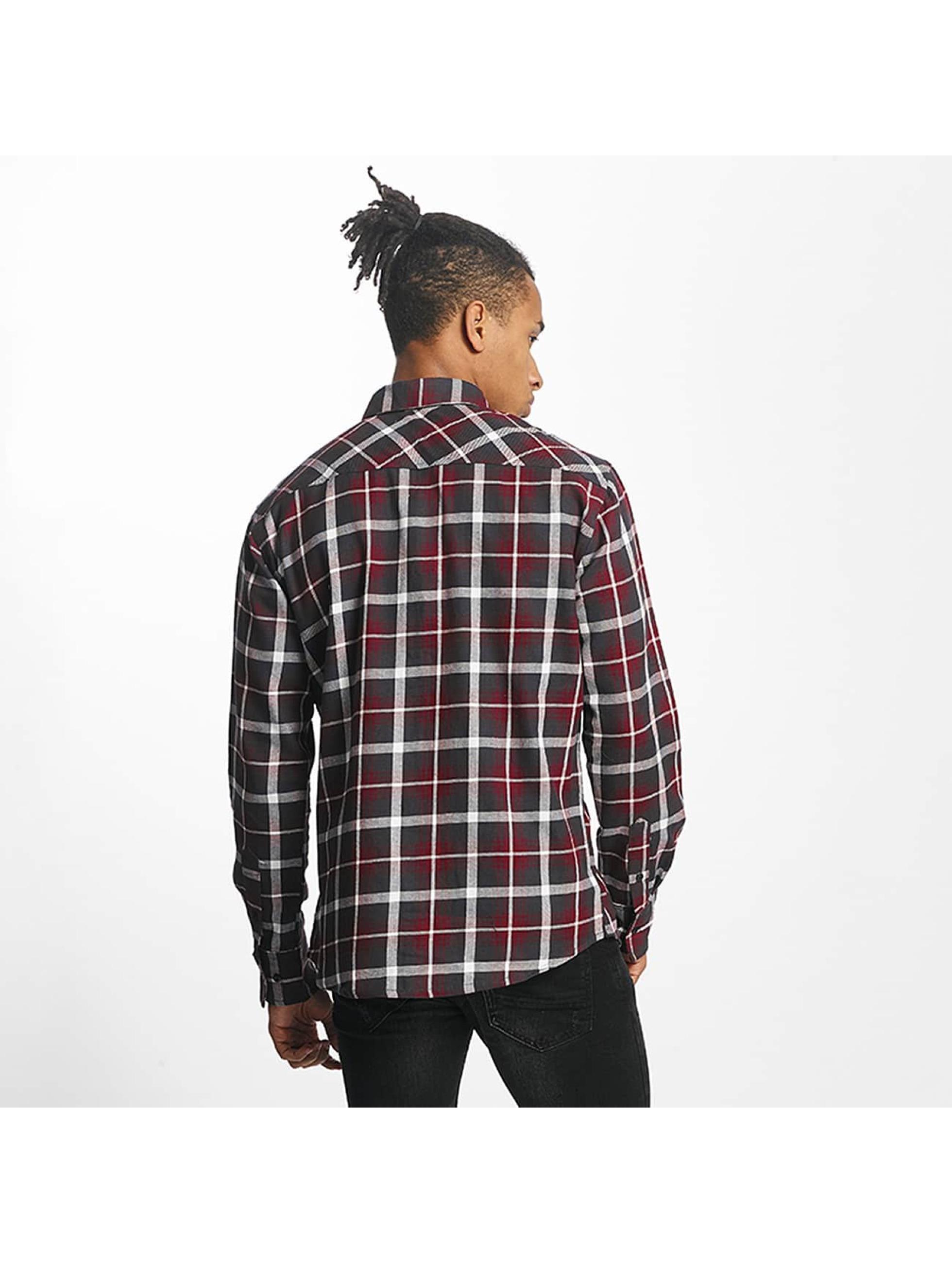 Paris Premium overhemd Manoa rood