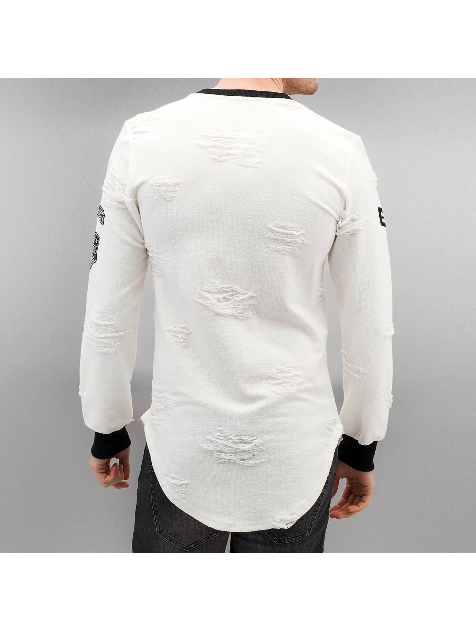 Paris Premium Pullover 5 weiß
