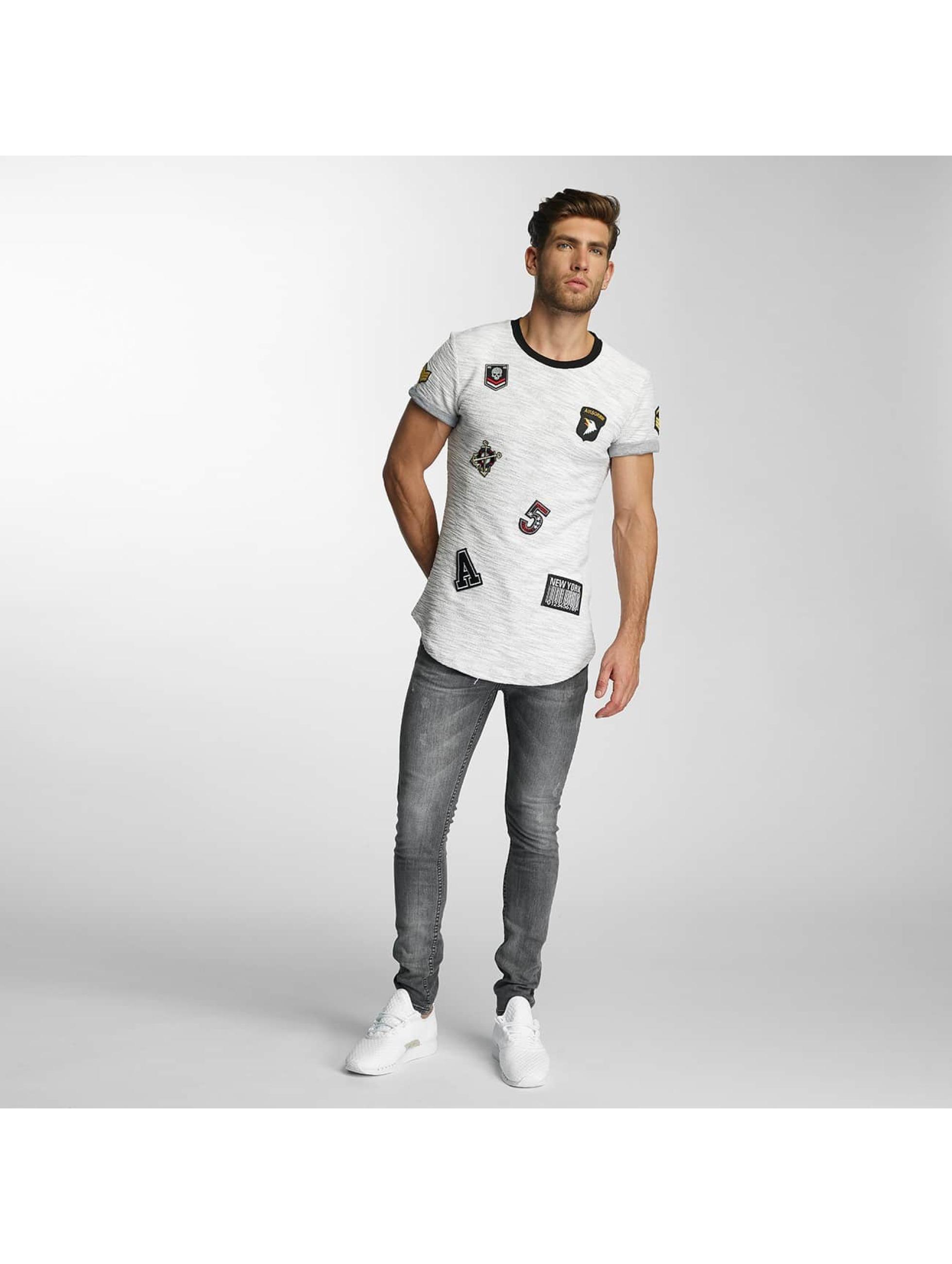 Paris Premium Slim Fit Jeans Almond grey