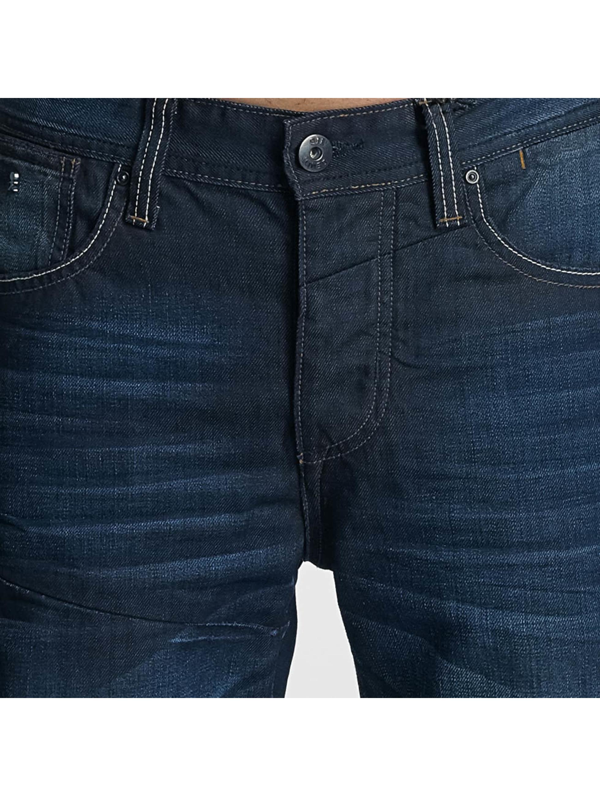 Paris Premium Straight Fit Jeans NORF blå