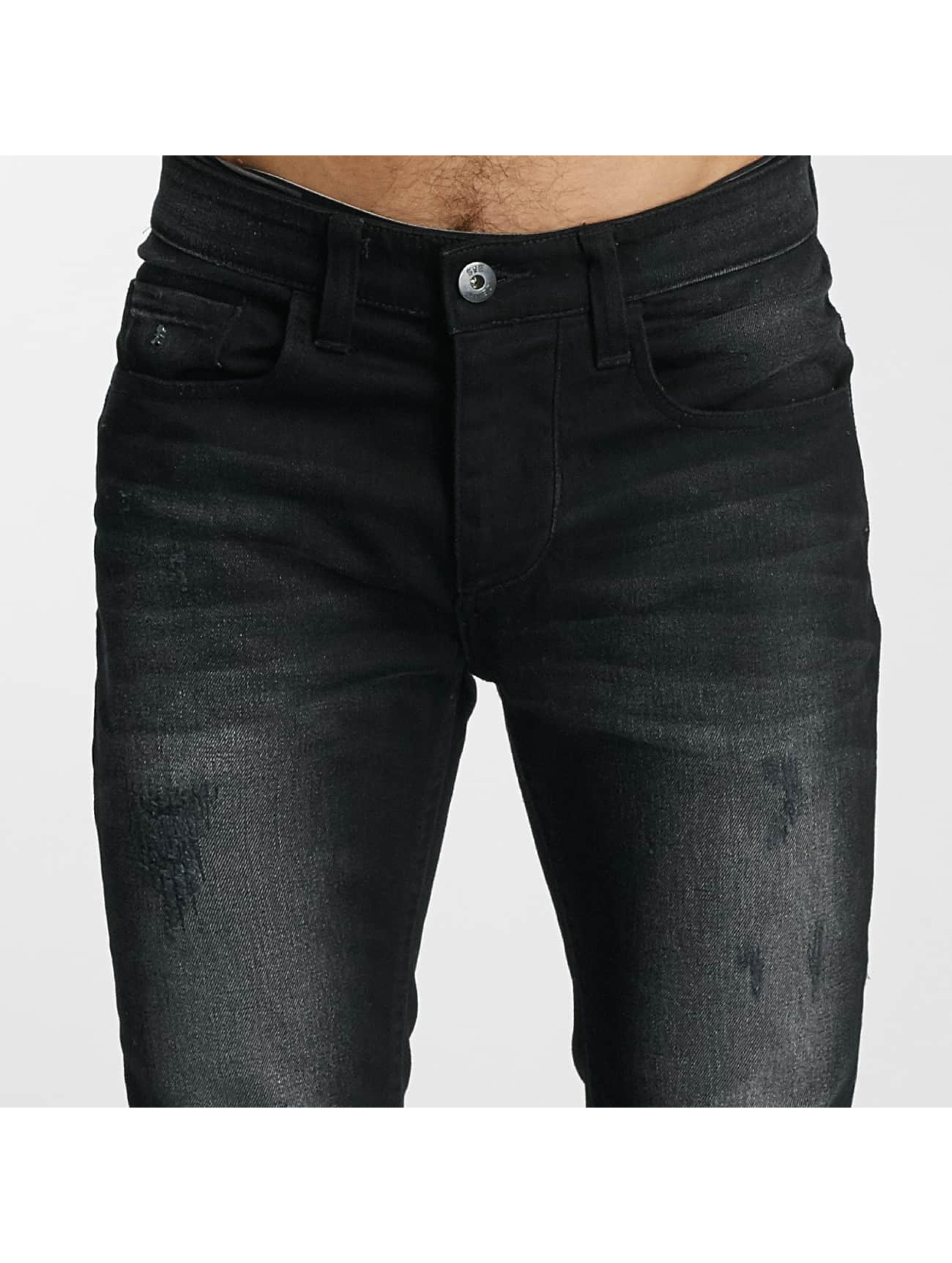 Paris Premium Straight Fit Jeans Used black