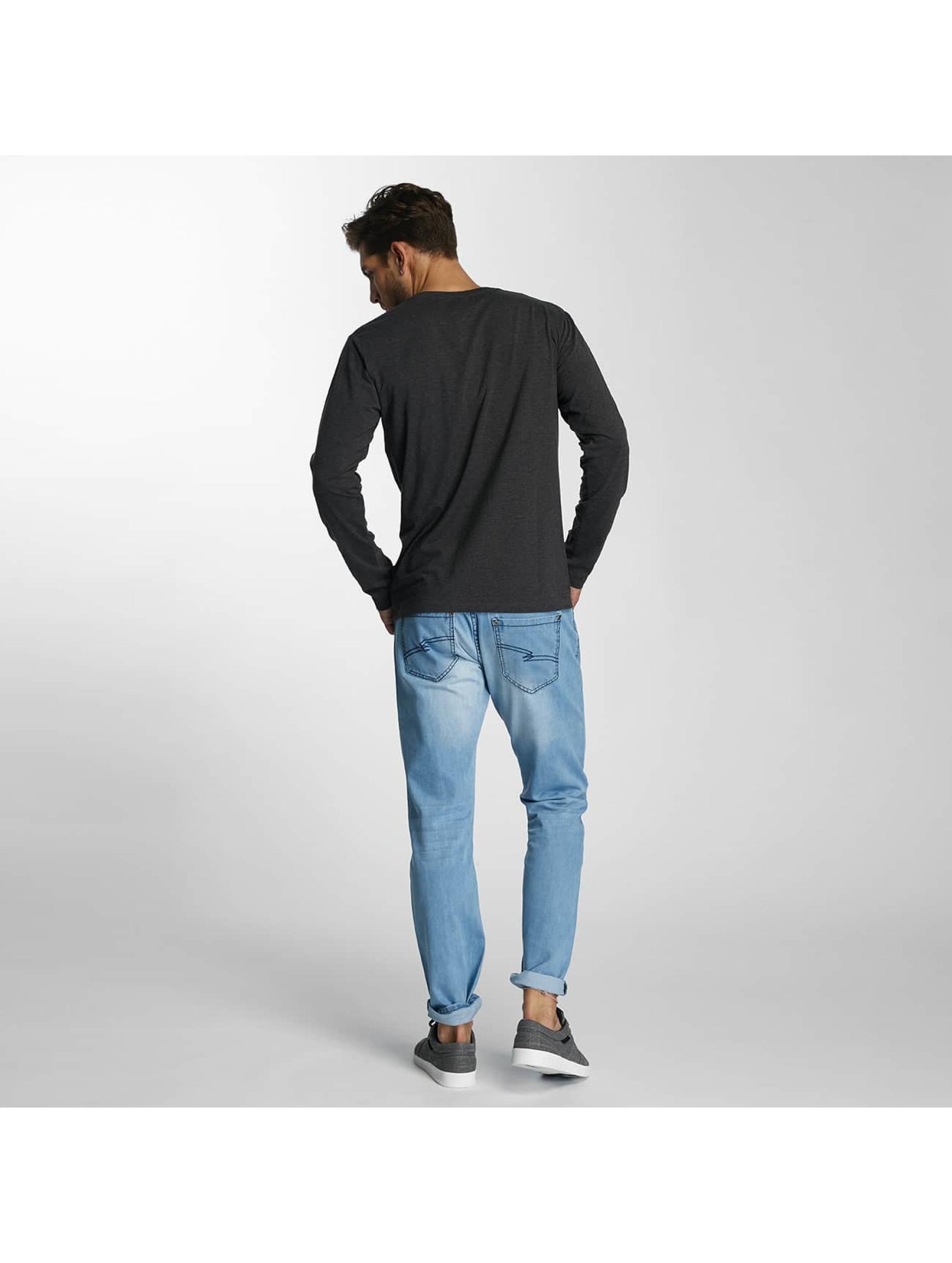 Paris Premium Straight Fit Jeans Jakes blau