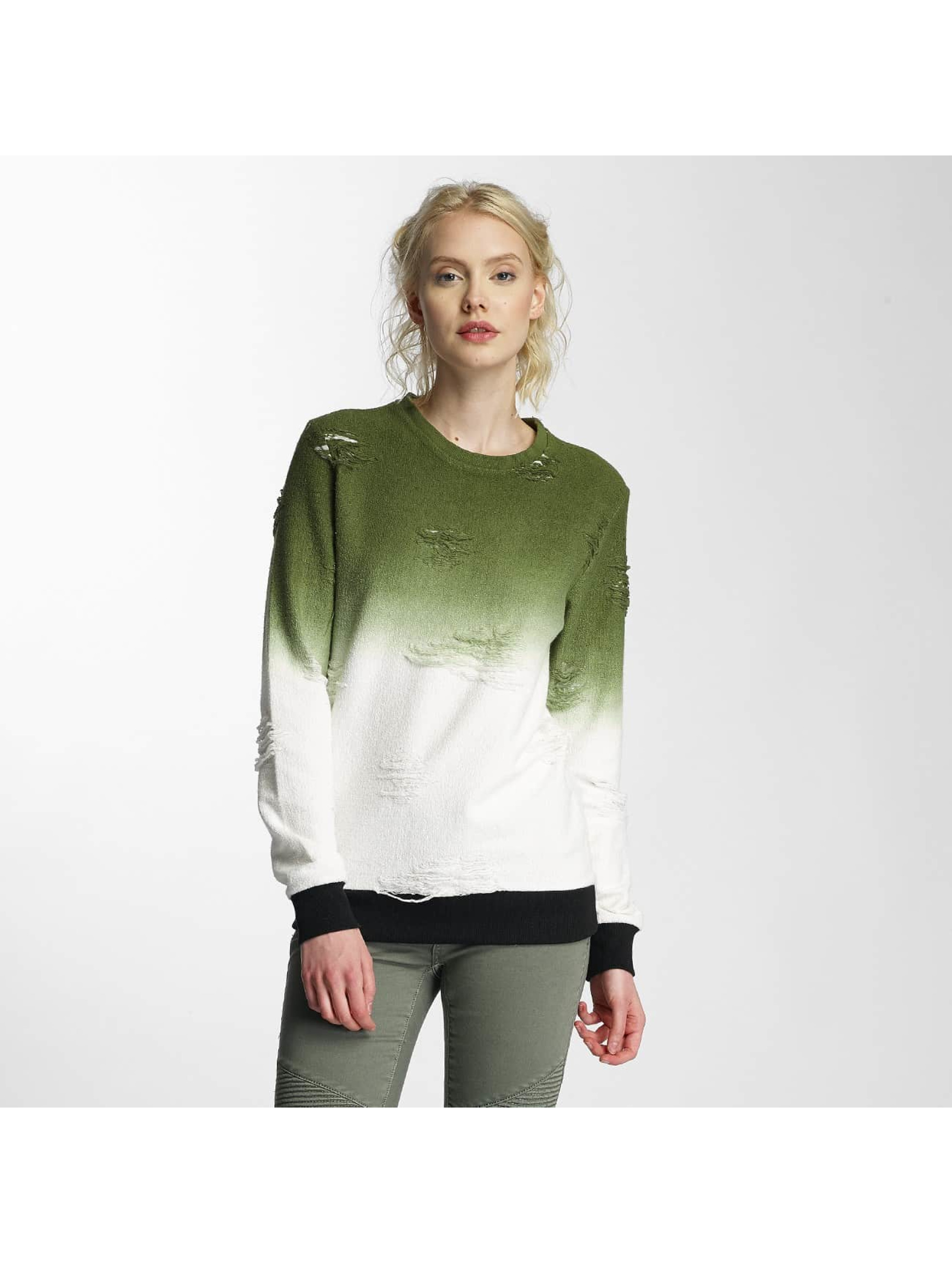 Paris Premium Sweat & Pull Two Tone vert