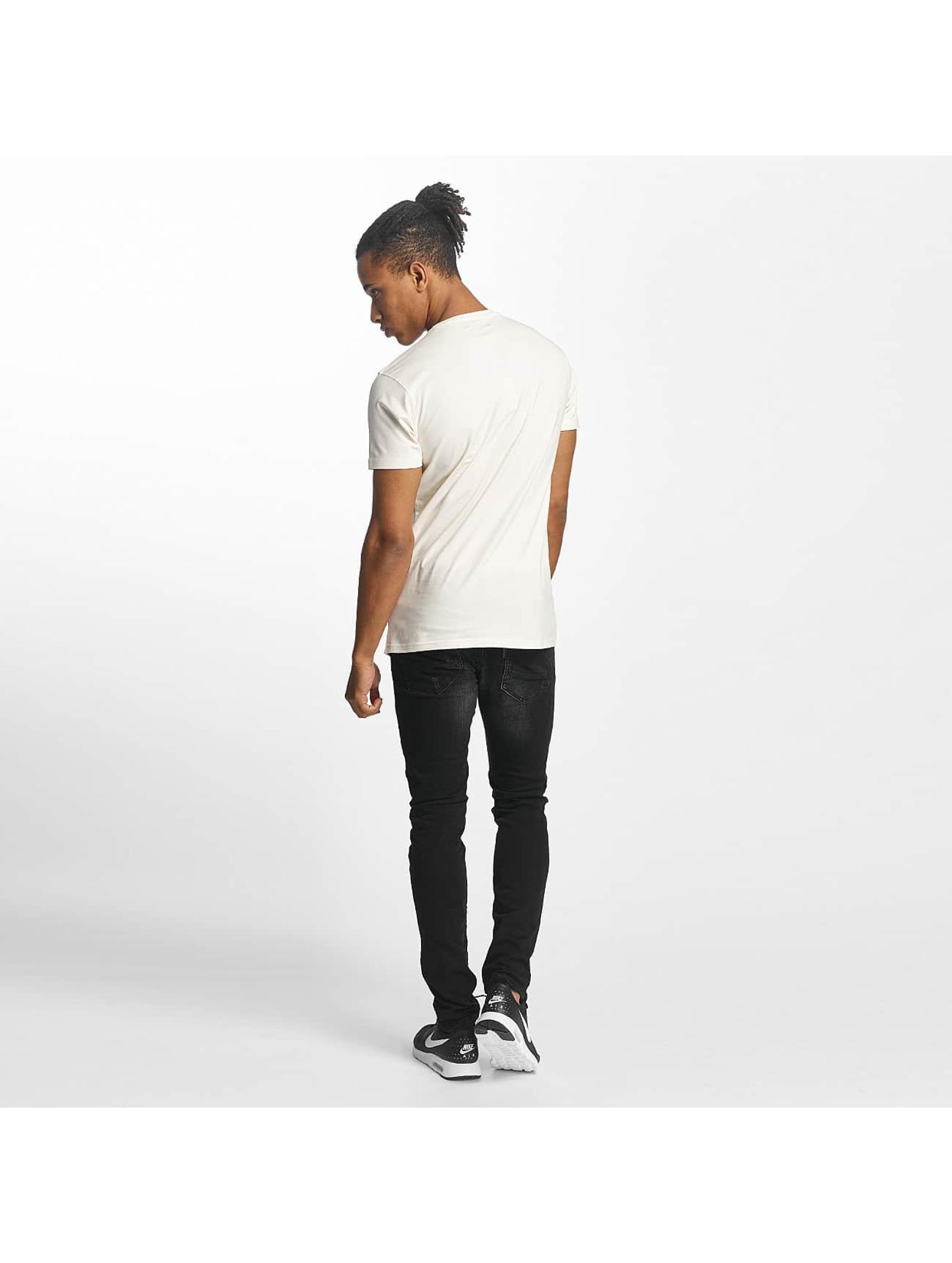 Paris Premium T-Shirt Big Logo blanc
