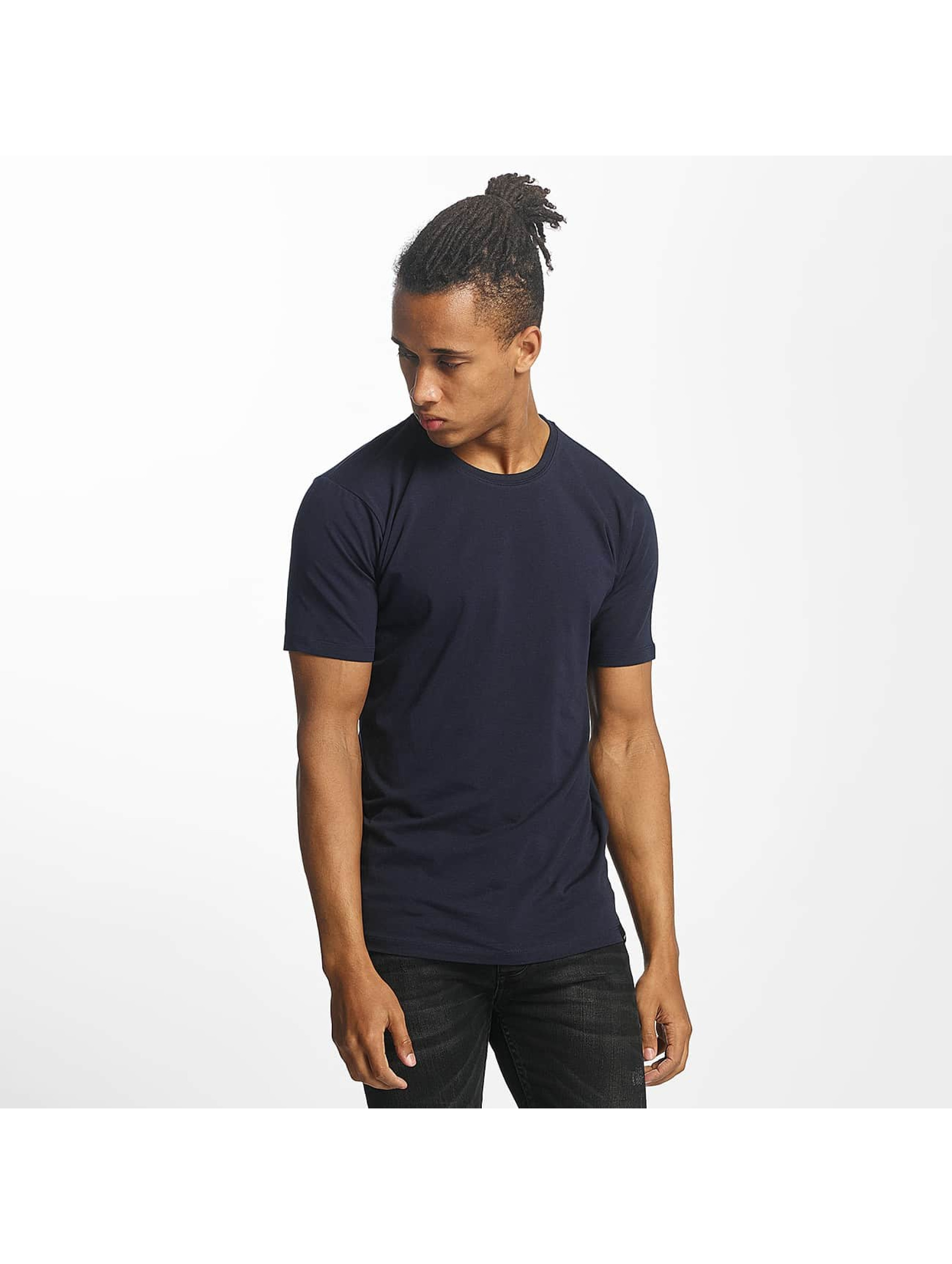 Paris Premium T-Shirt Farm House blau