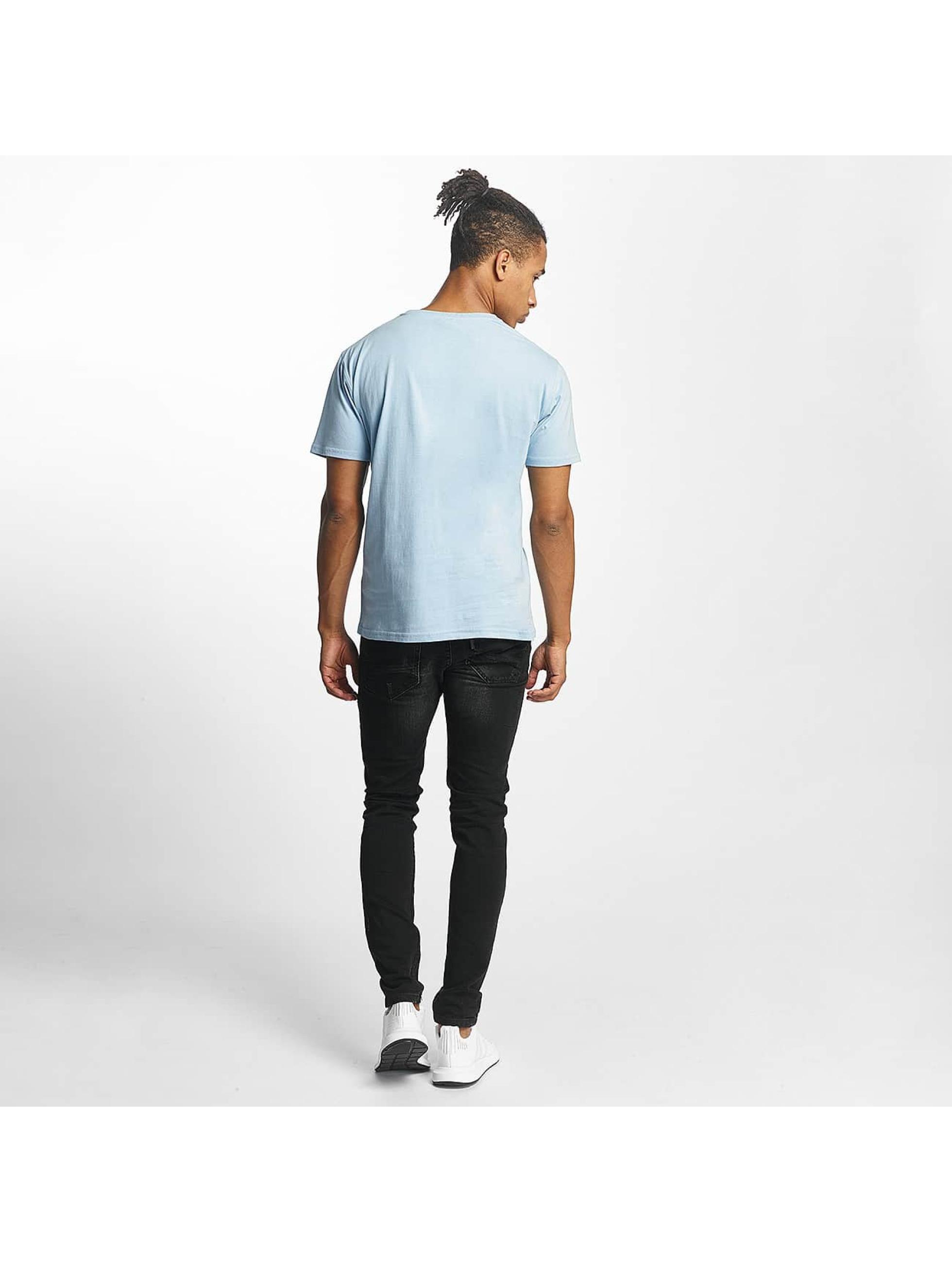 Paris Premium t-shirt Ewa blauw