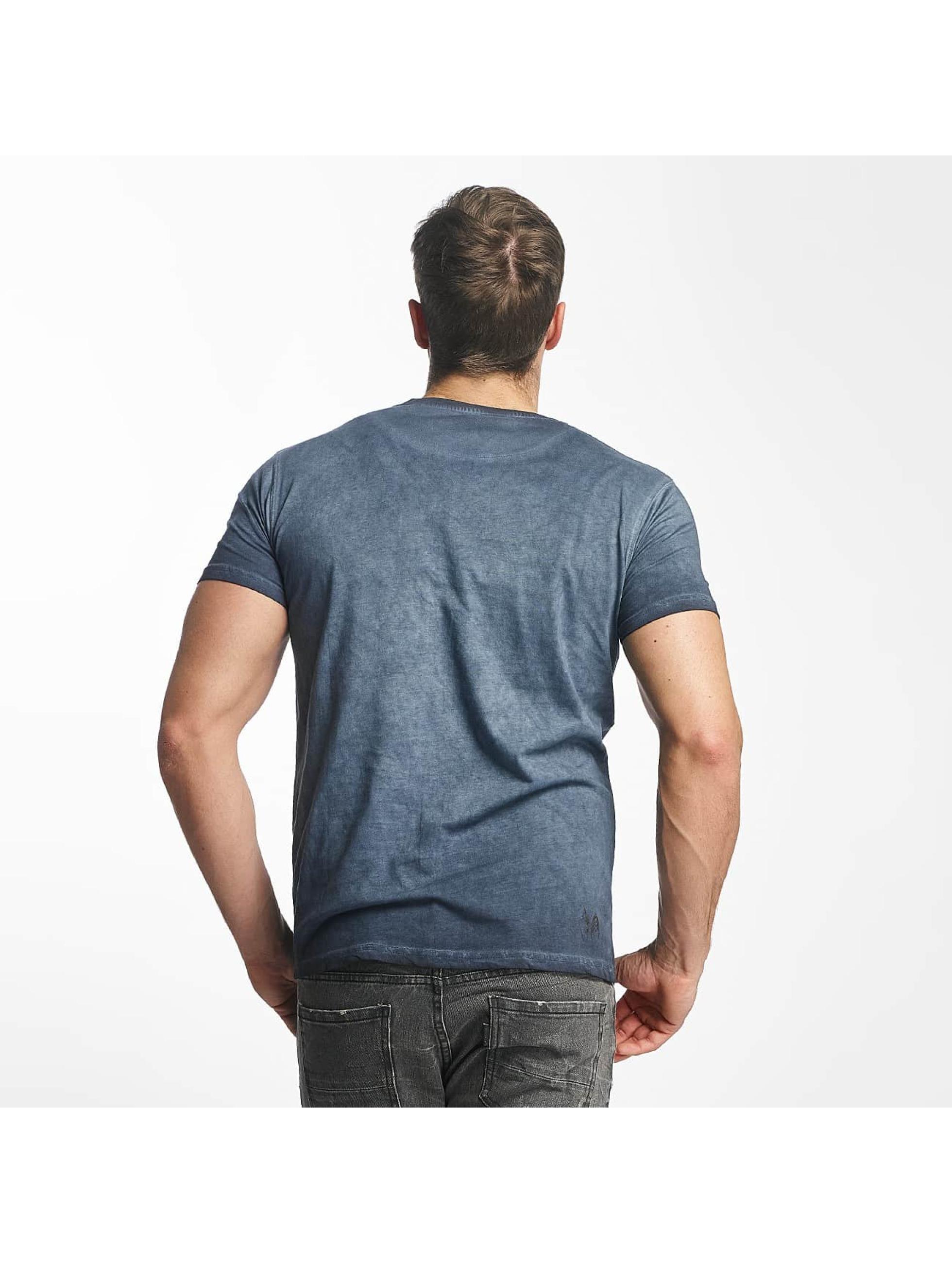 Paris Premium t-shirt To Die or not to Die blauw