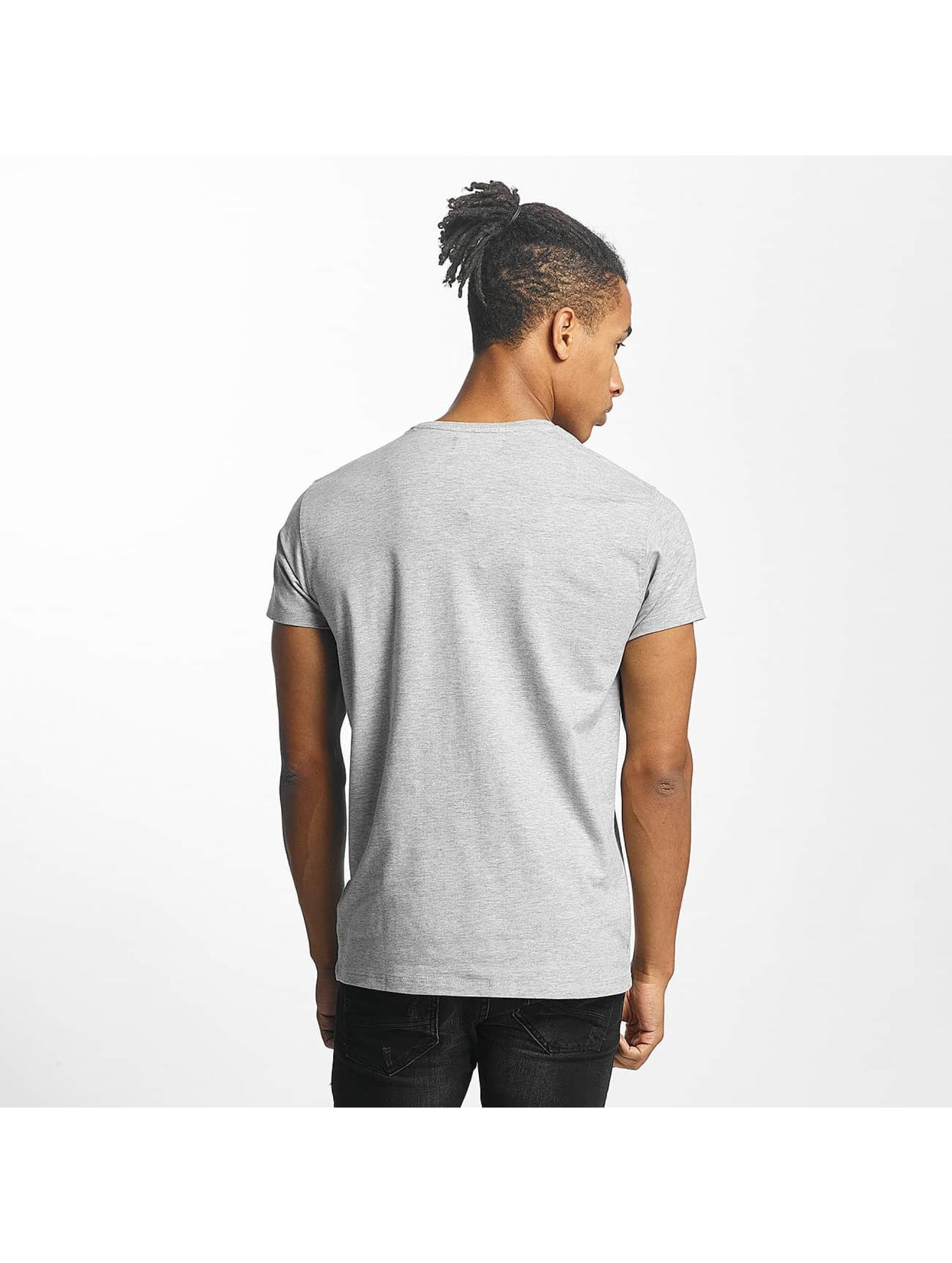 Paris Premium T-Shirt Listen! grau