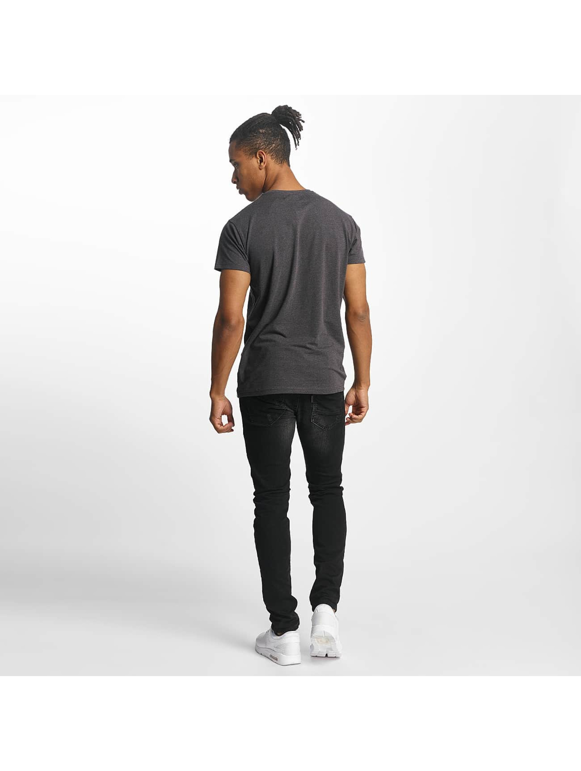Paris Premium T-Shirt Fuel & Gas gray