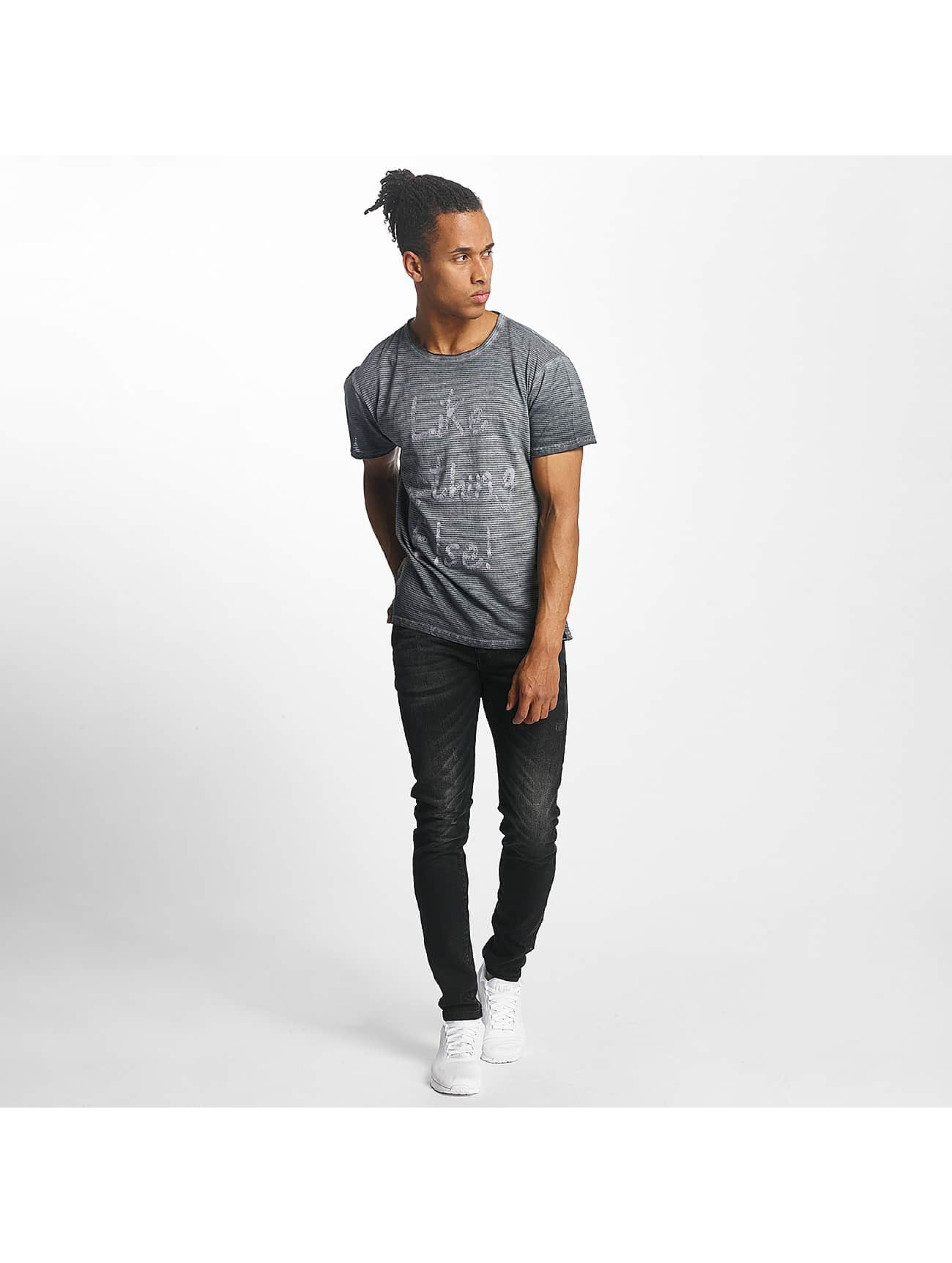 Paris Premium t-shirt Like Nothing Else grijs