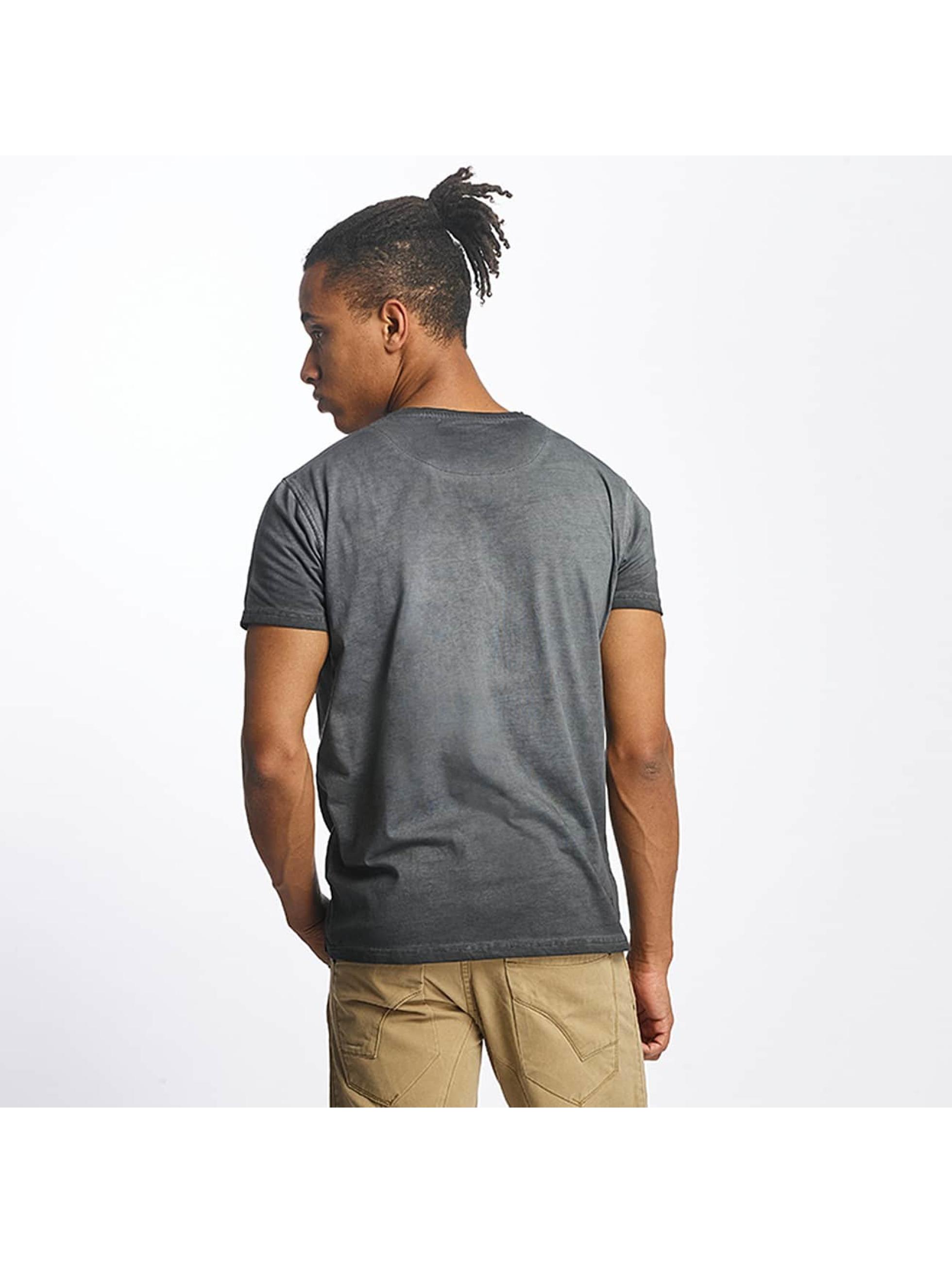 Paris Premium T-Shirt Guitar gris