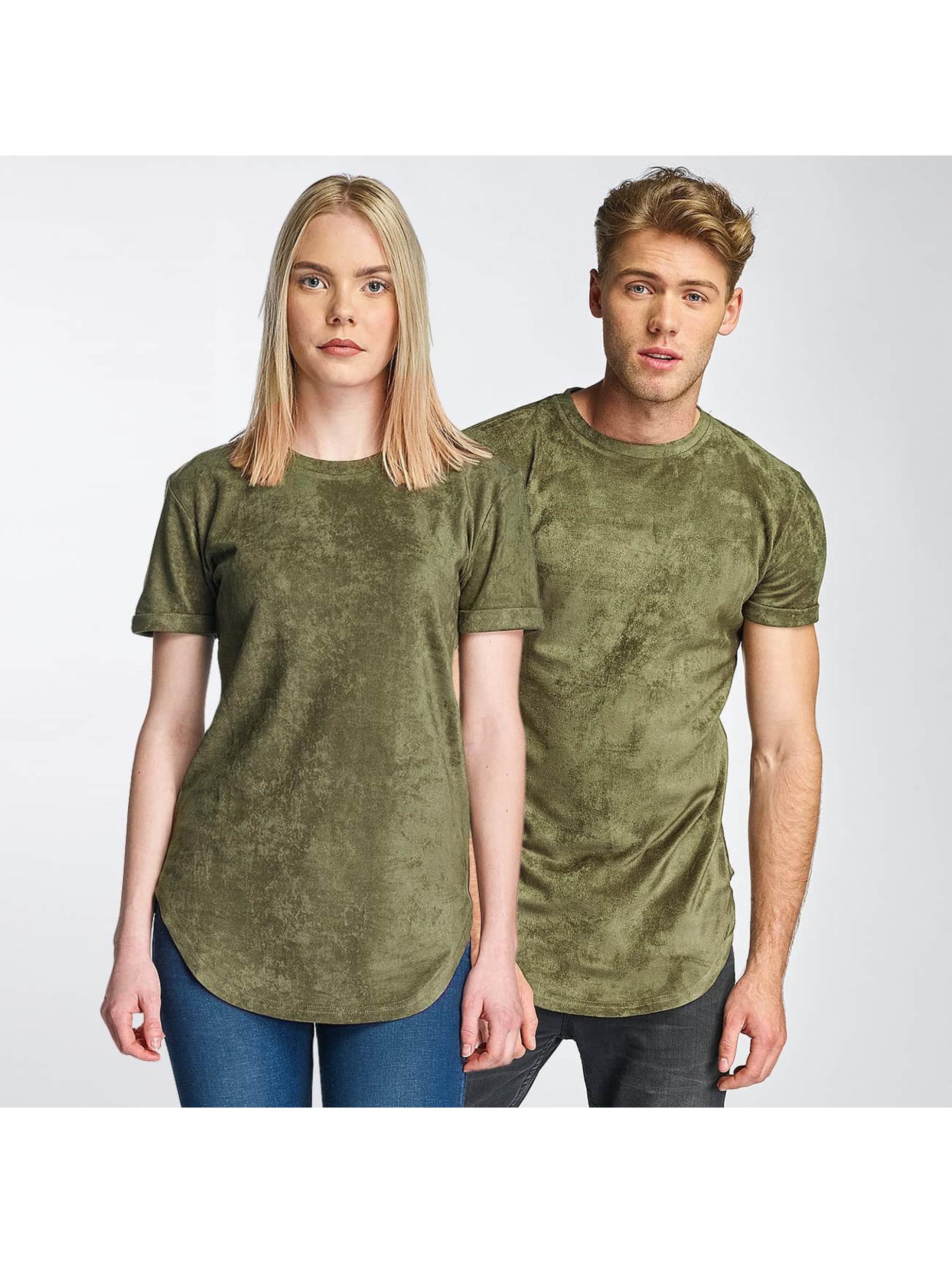 Paris Premium t-shirt Pero groen