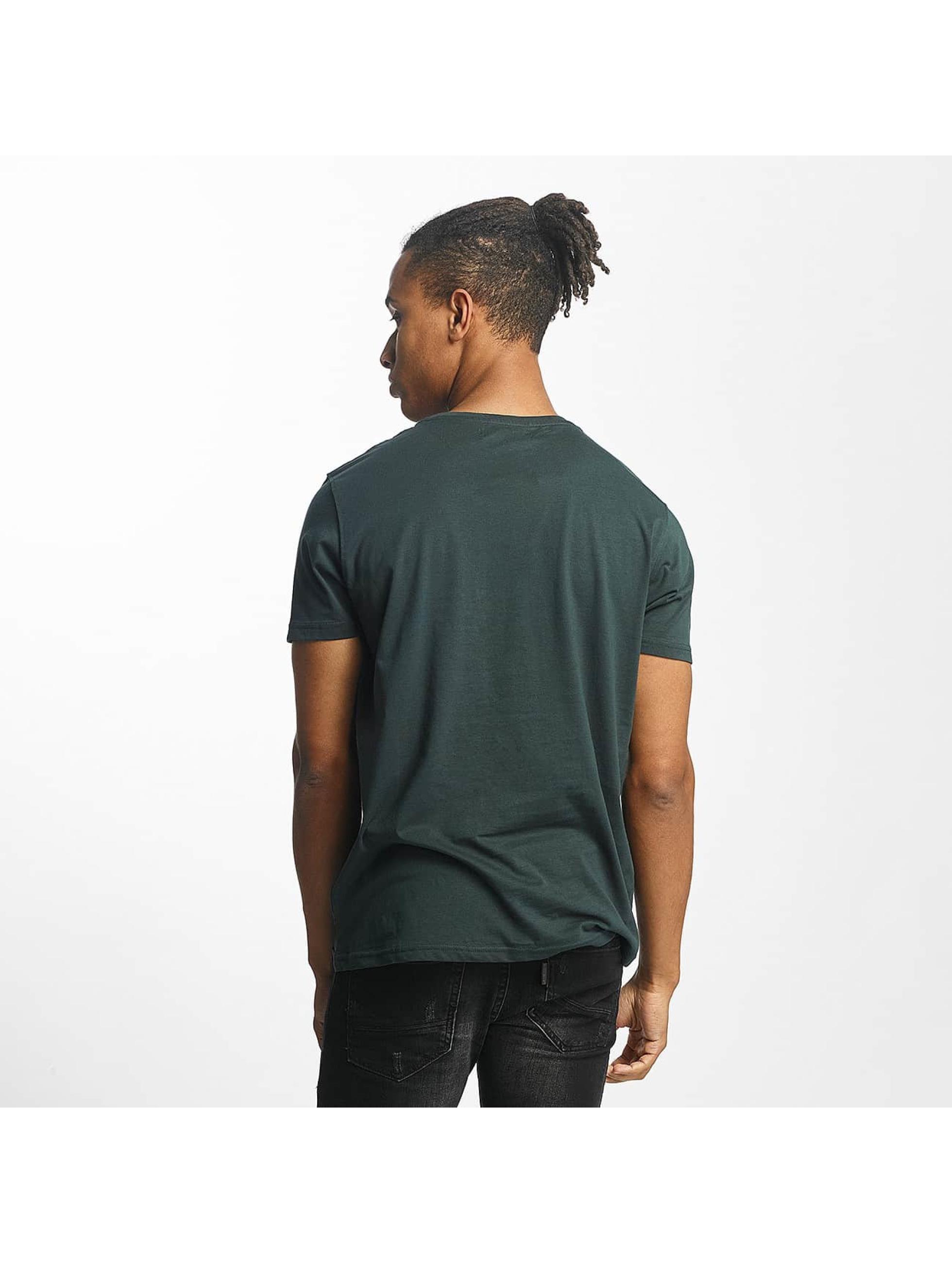 Paris Premium t-shirt Old School groen
