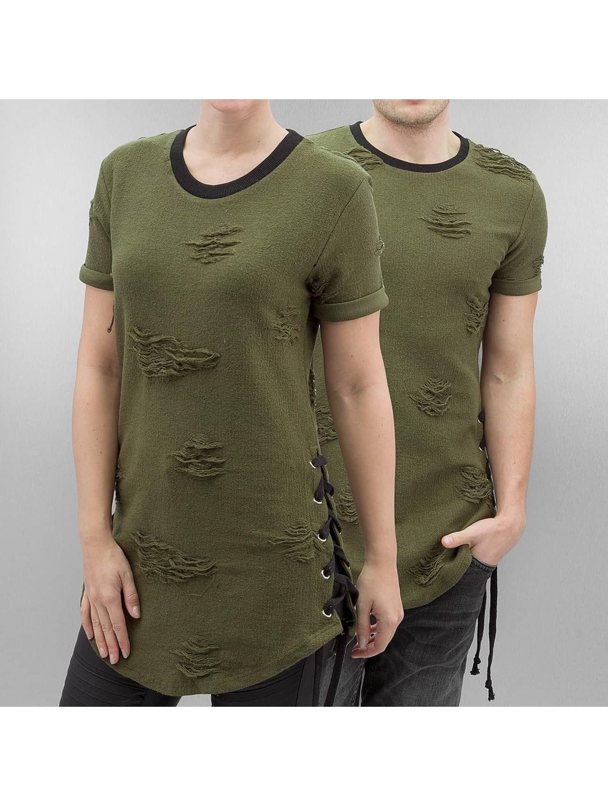 Paris Premium T-Shirt Stockton olive