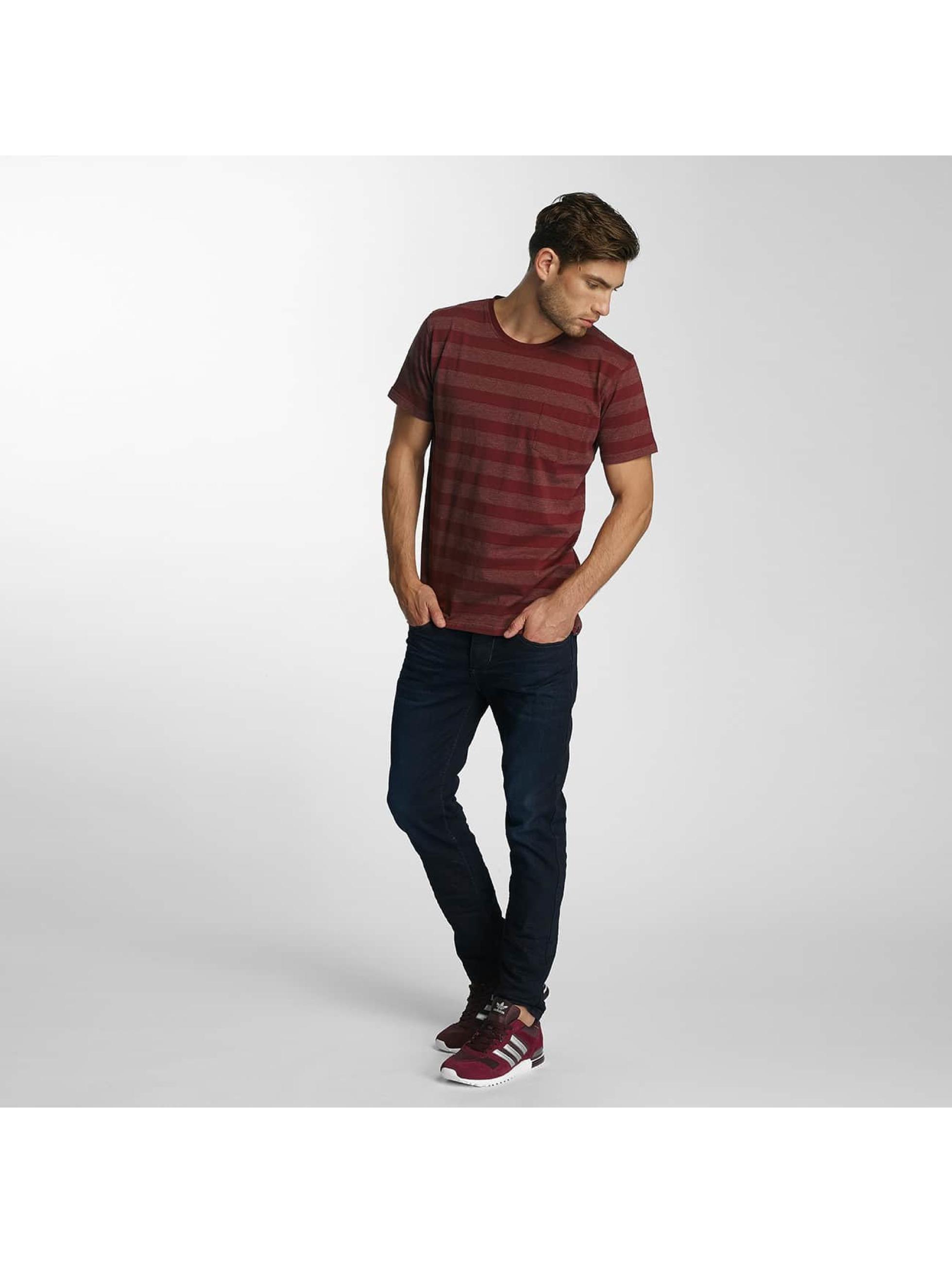Paris Premium T-Shirt City Appartment red