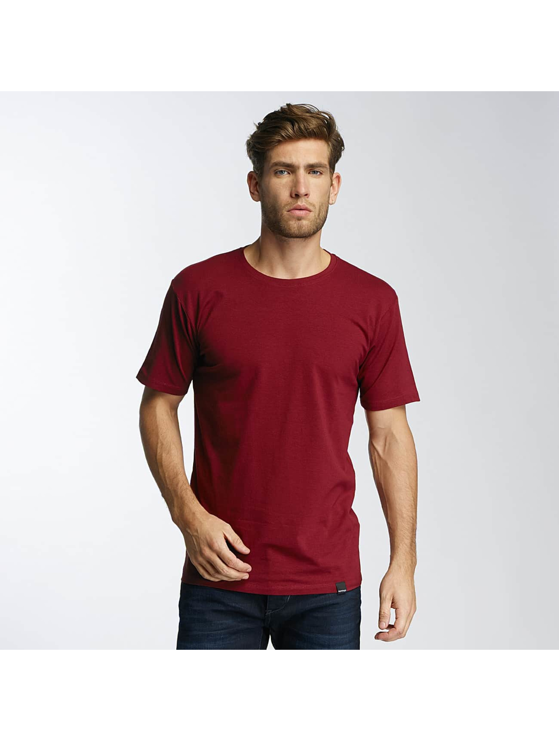 Paris Premium T-Shirt Farm House red