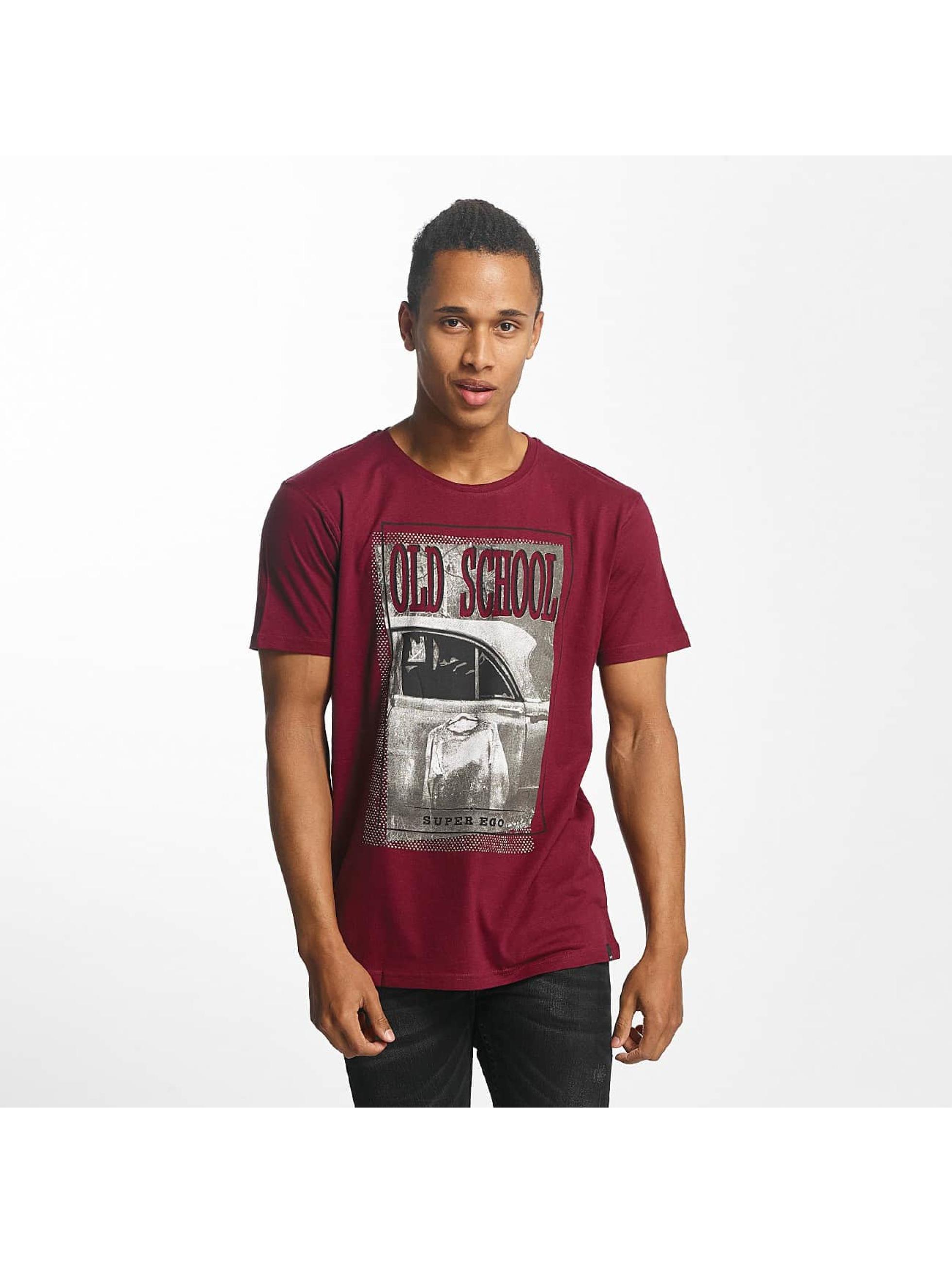 Paris Premium T-Shirt Old School rot