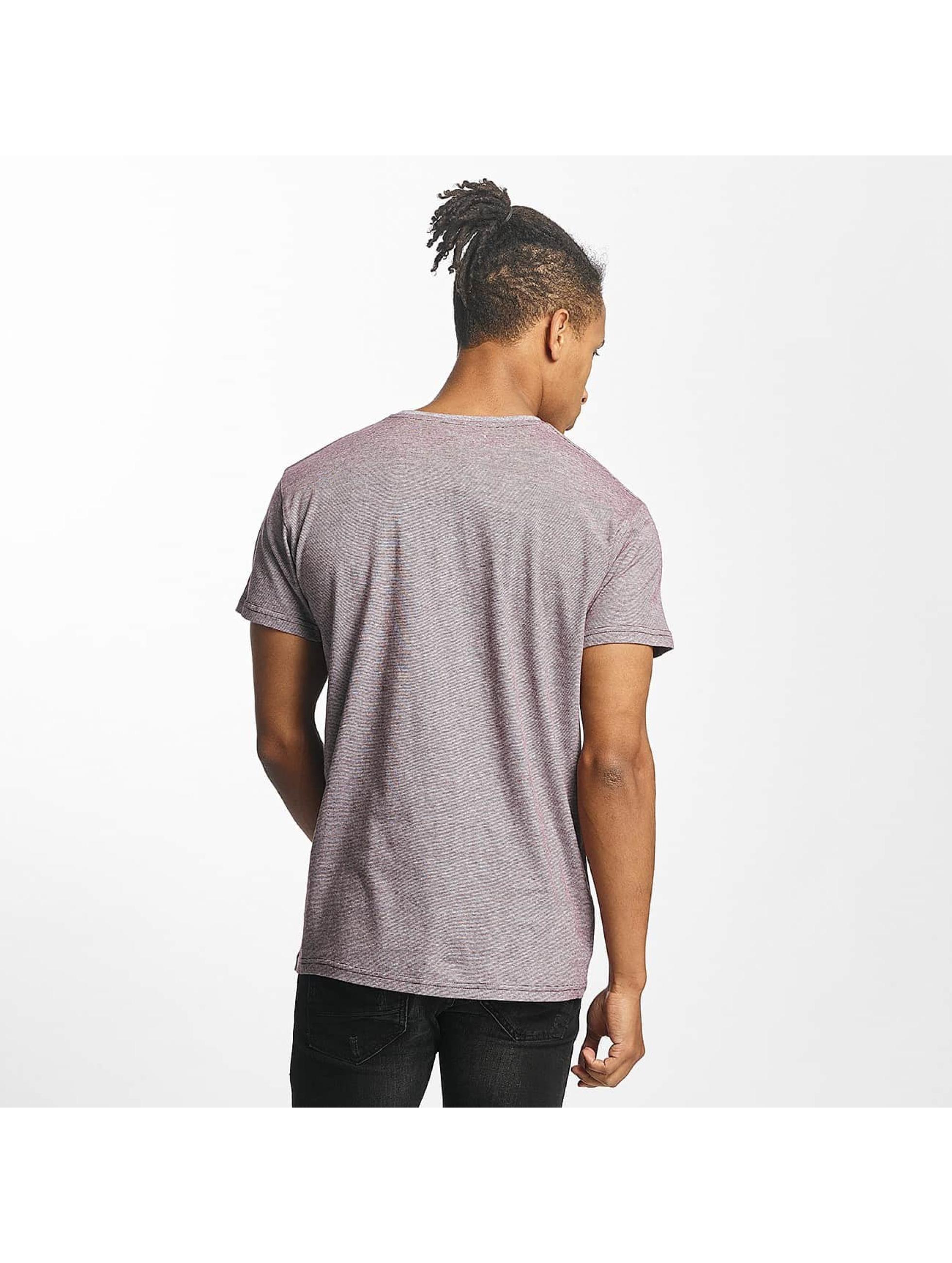 Paris Premium T-Shirt Stripe rot