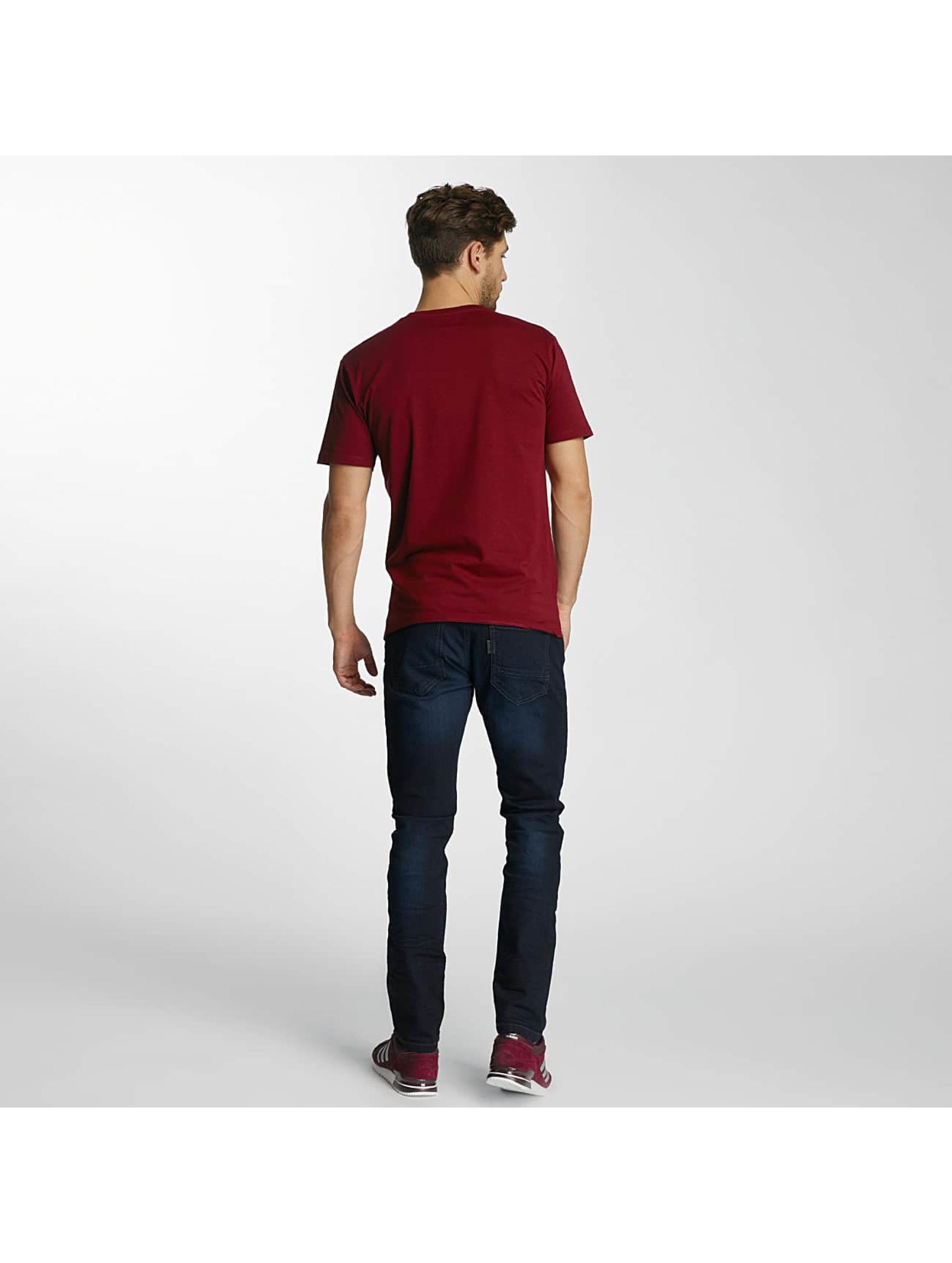Paris Premium T-Shirt Farm House rouge