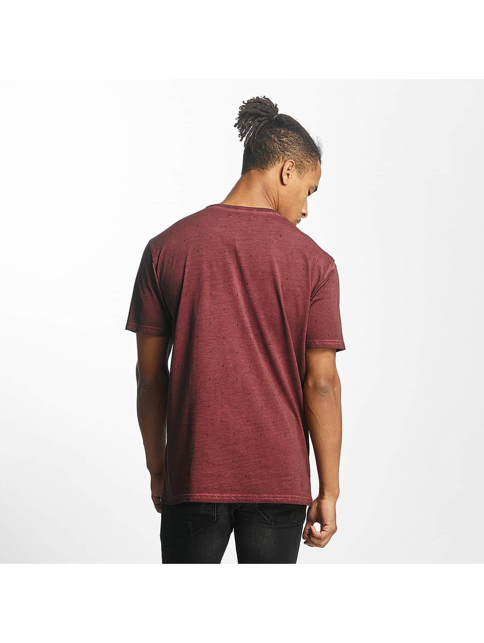 Paris Premium T-Shirt Logo rouge