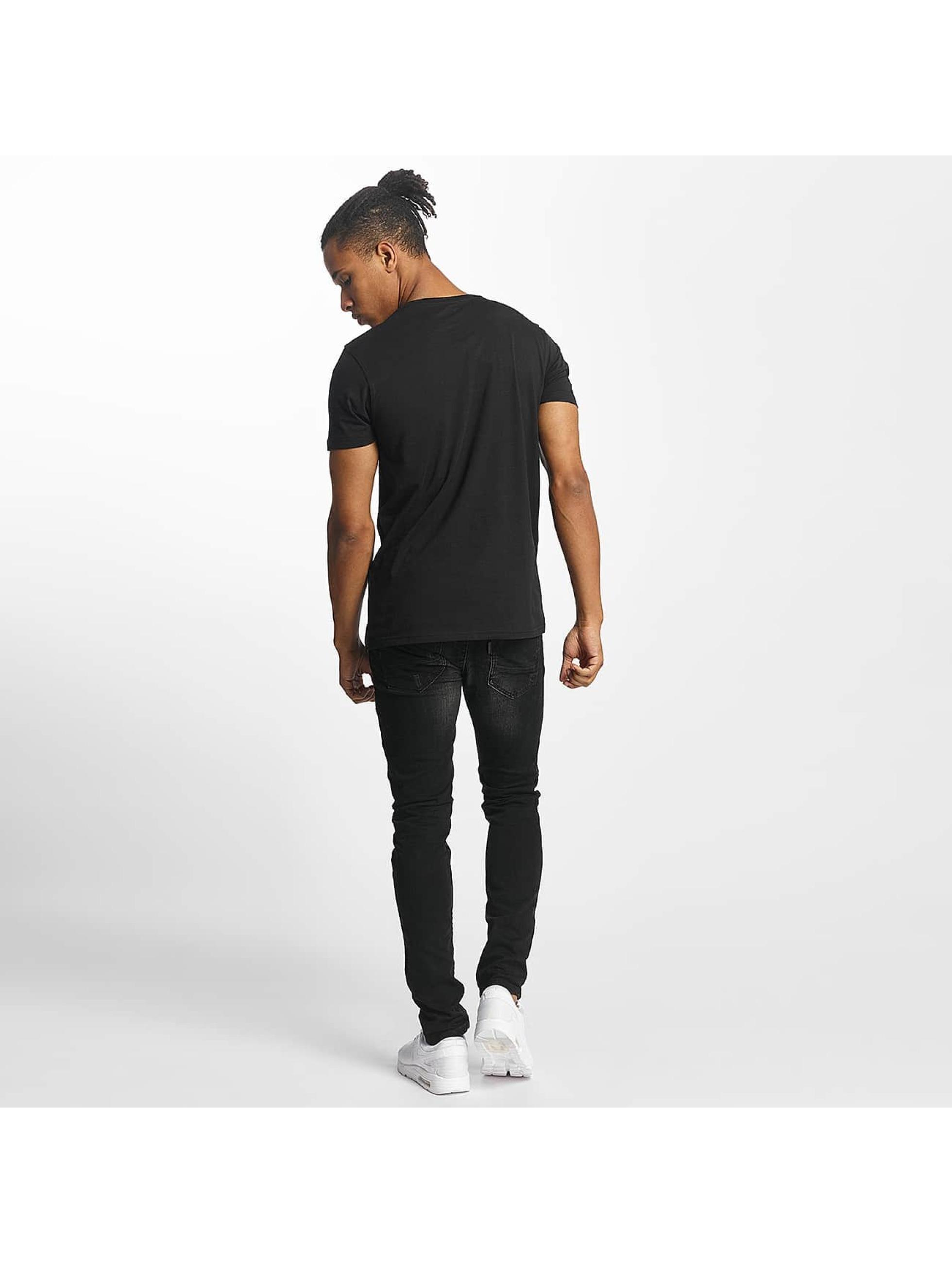 Paris Premium T-Shirt Life is a Journey schwarz