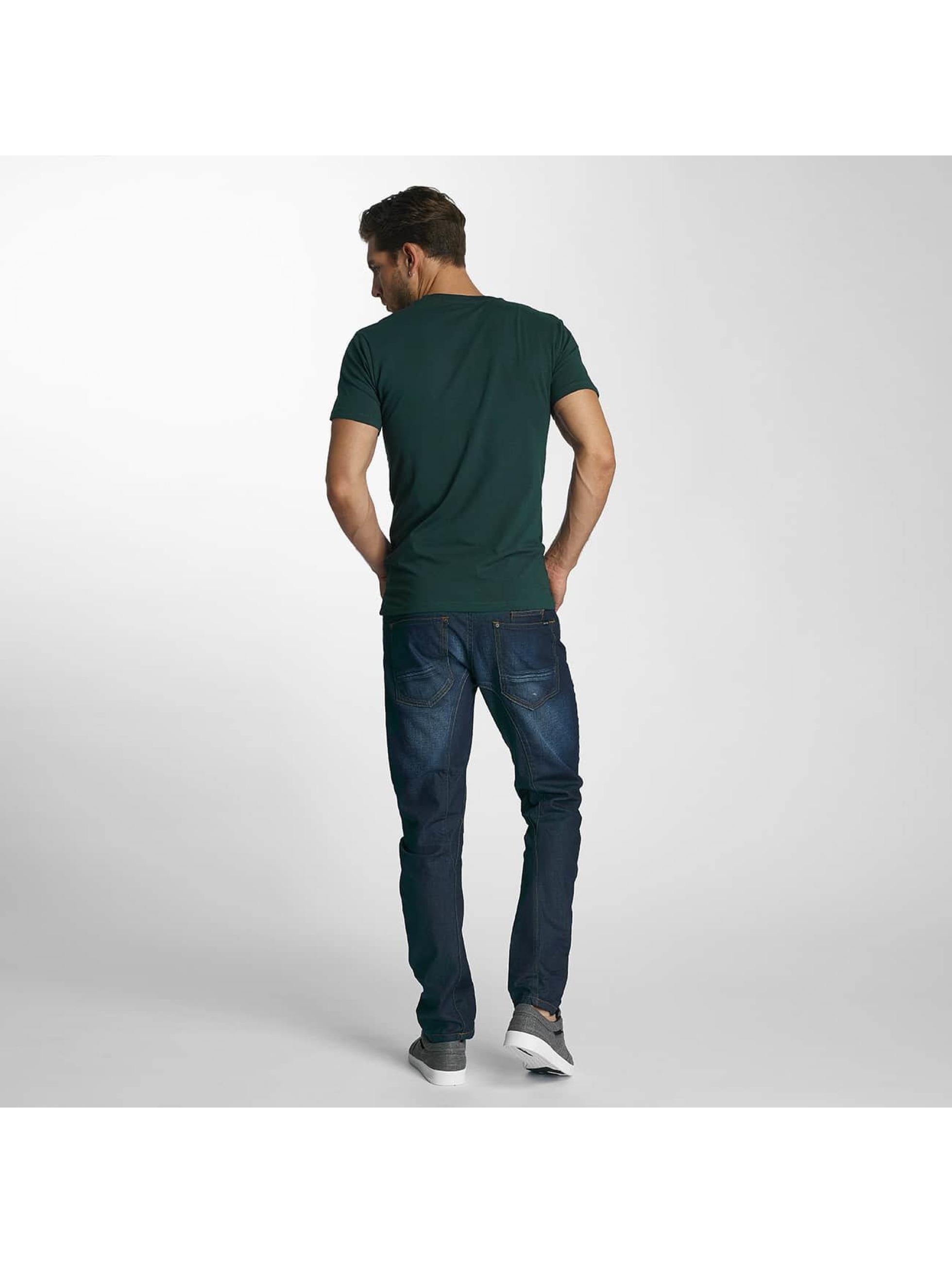 Paris Premium T-Shirt Farm House vert