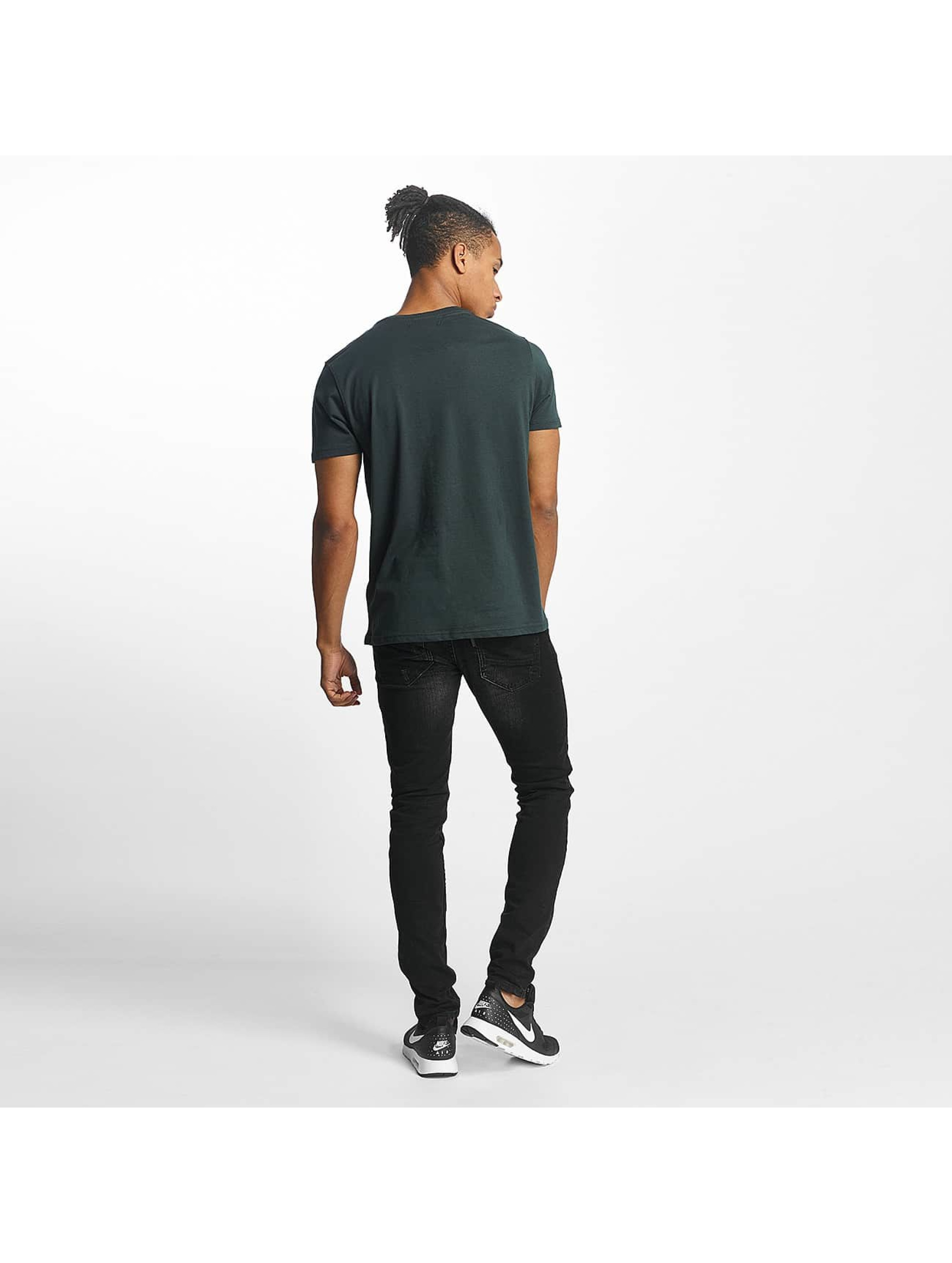 Paris Premium T-Shirt Old School vert