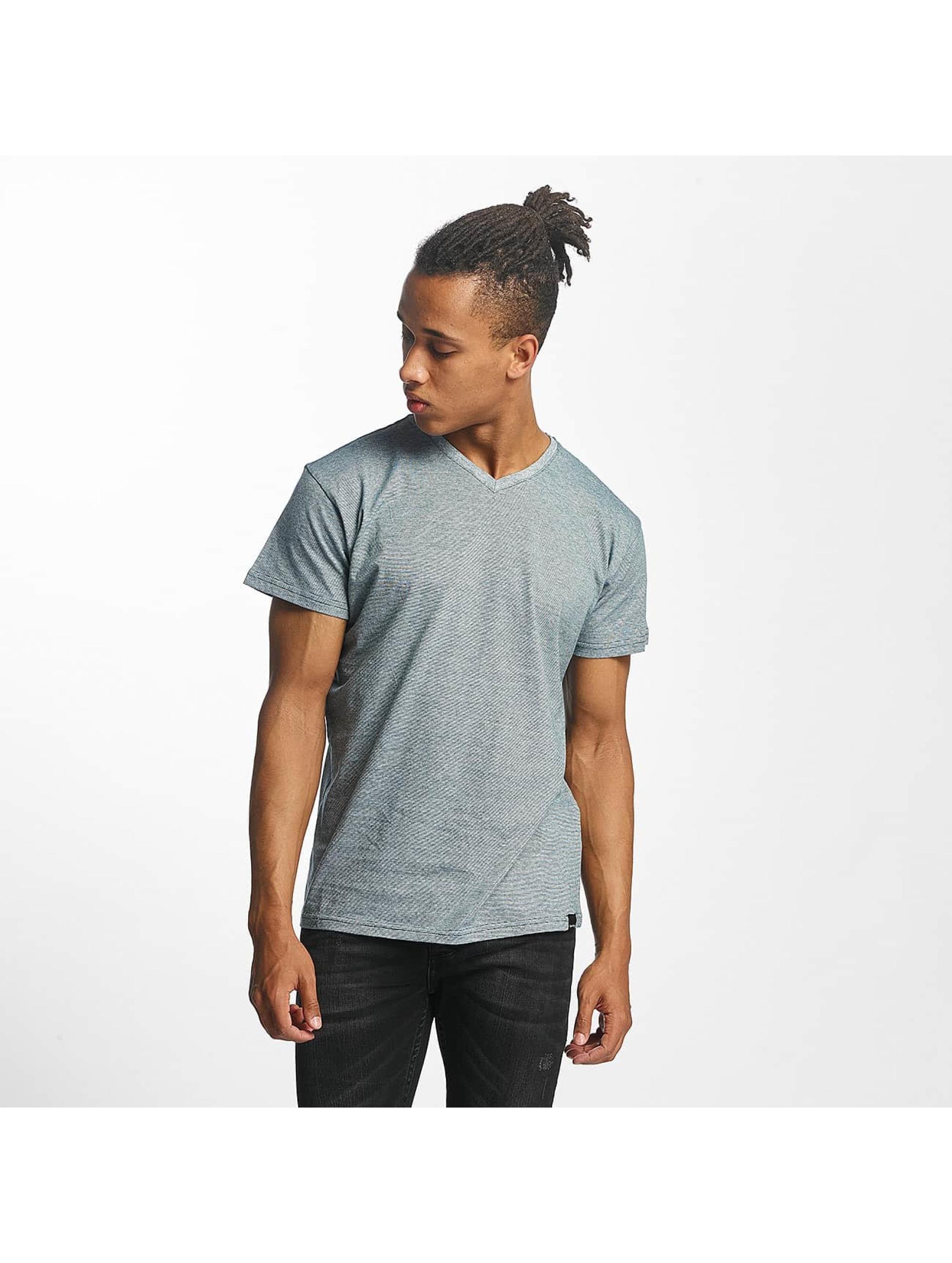 Paris Premium T-Shirt Stripe vert