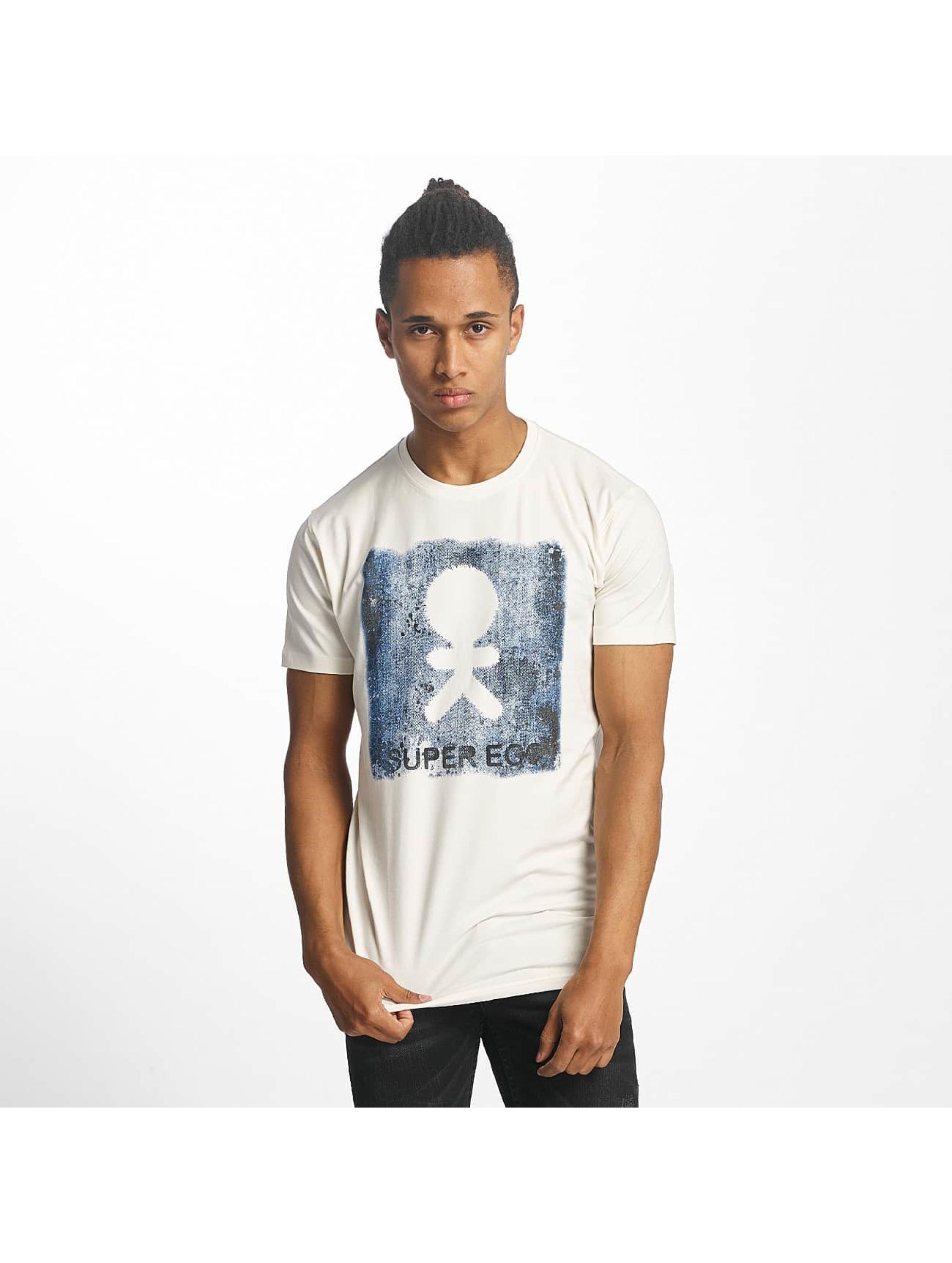 Paris Premium T-Shirt Big Logo weiß
