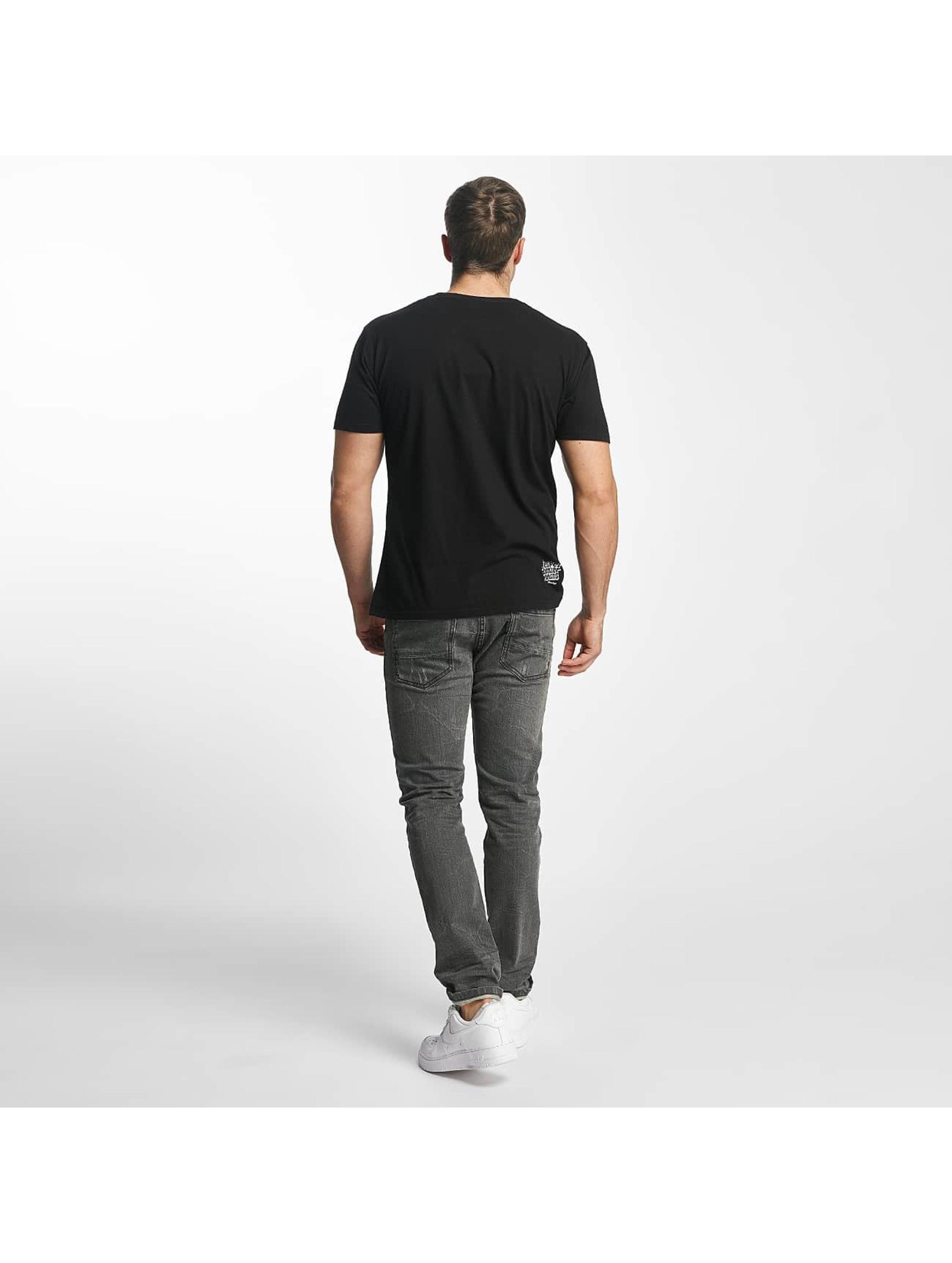 Paris Premium t-shirt Paradise zwart