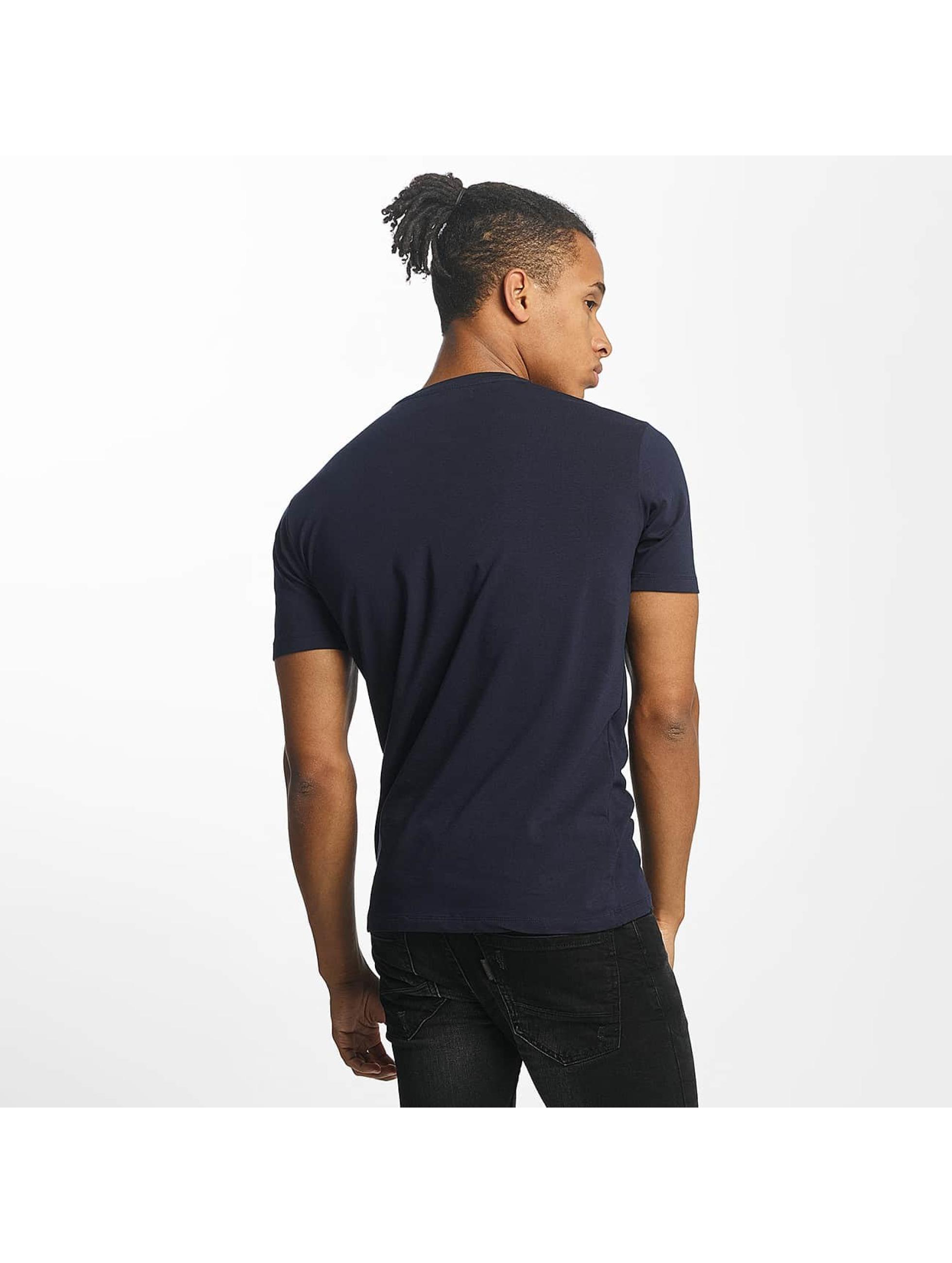 Paris Premium T-shirts Farm House blå