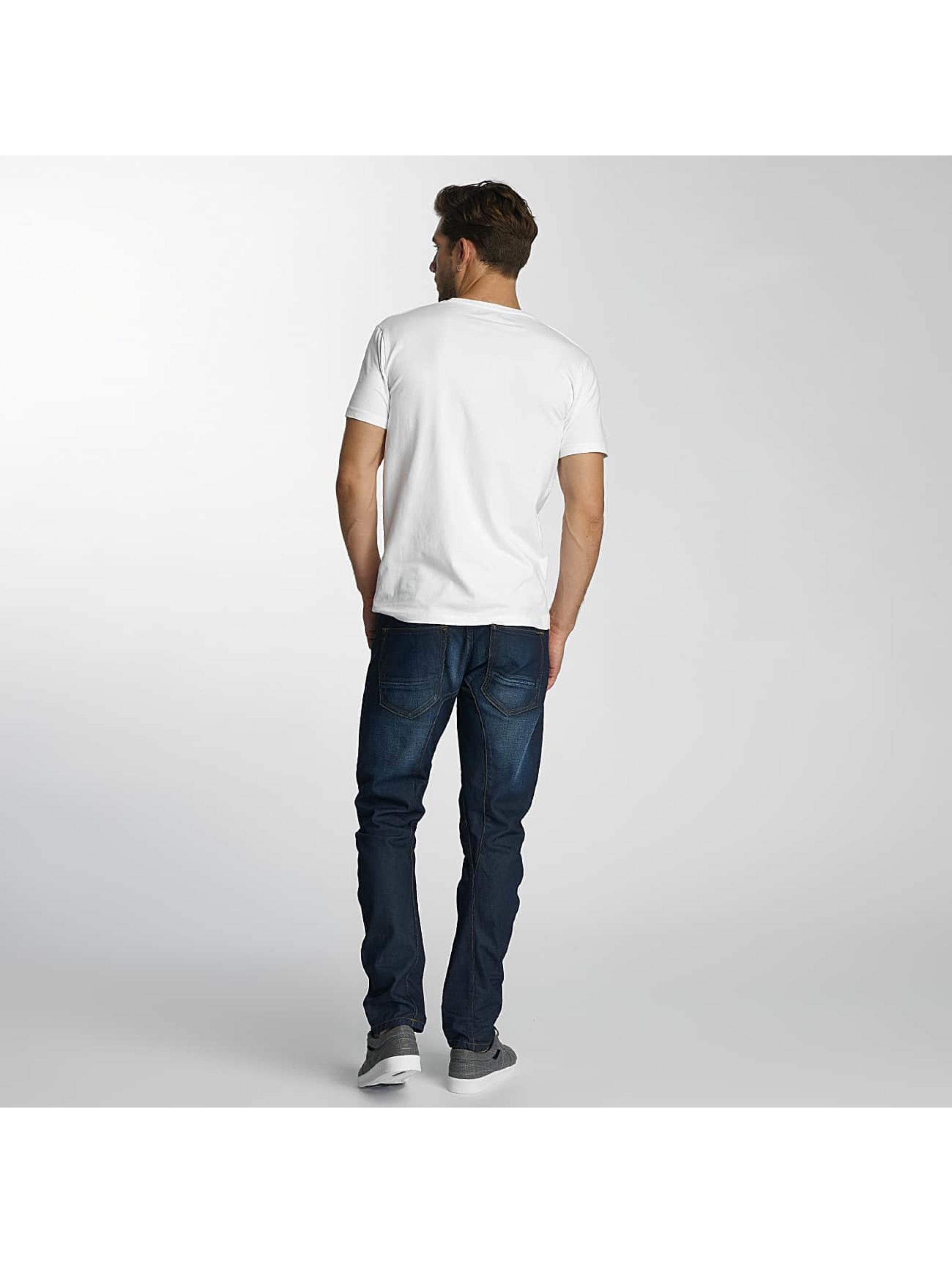 Paris Premium T-shirts Farm House hvid