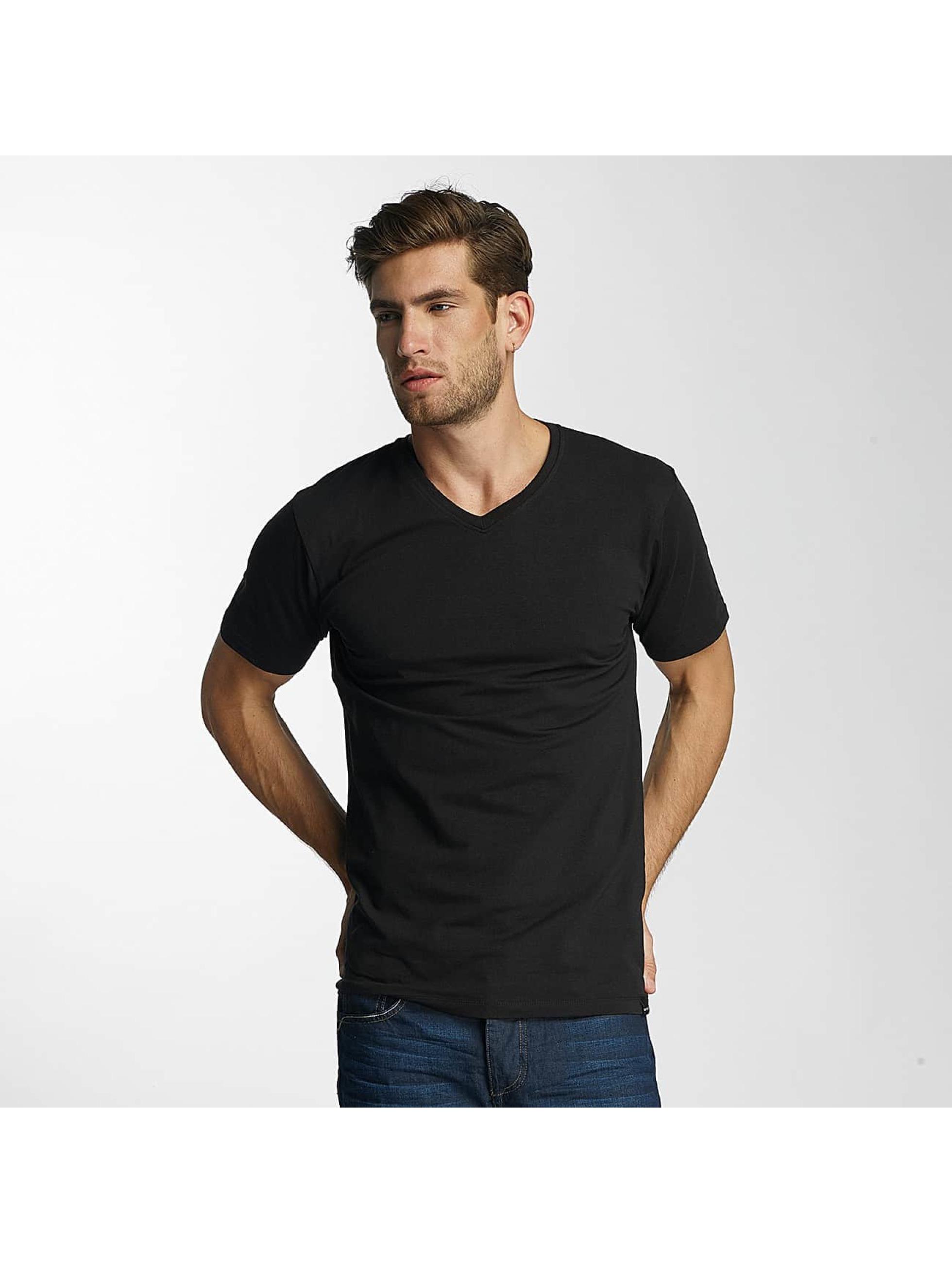Paris Premium T-Shirty Basic czarny