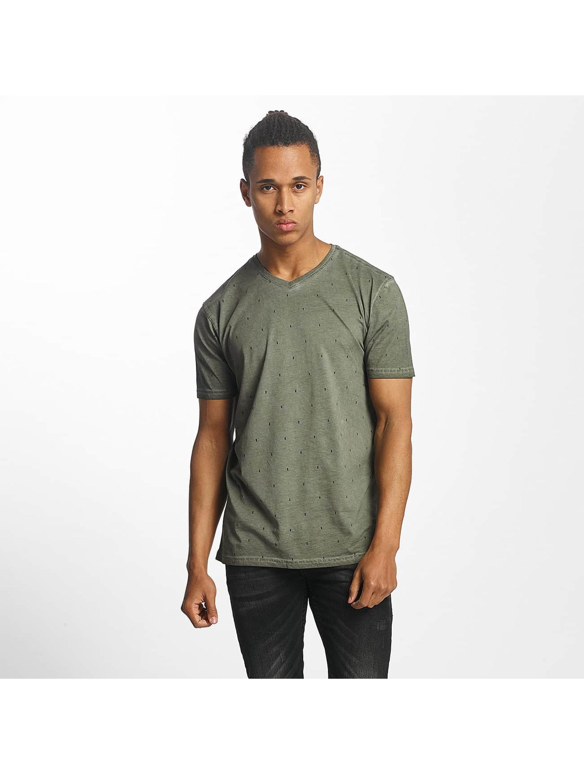 Paris Premium T-Shirty Logo khaki