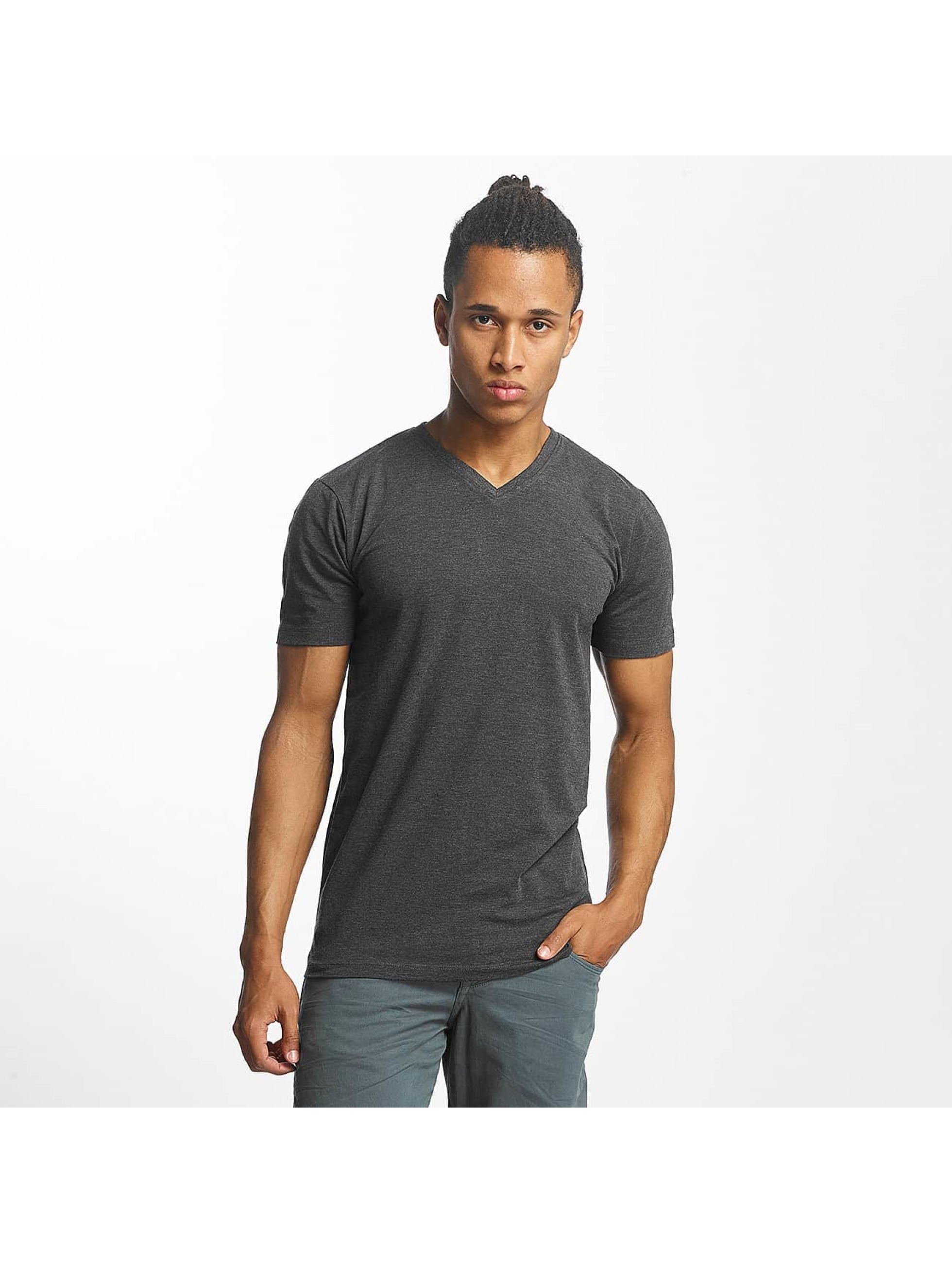 Paris Premium T-Shirty Basic szary