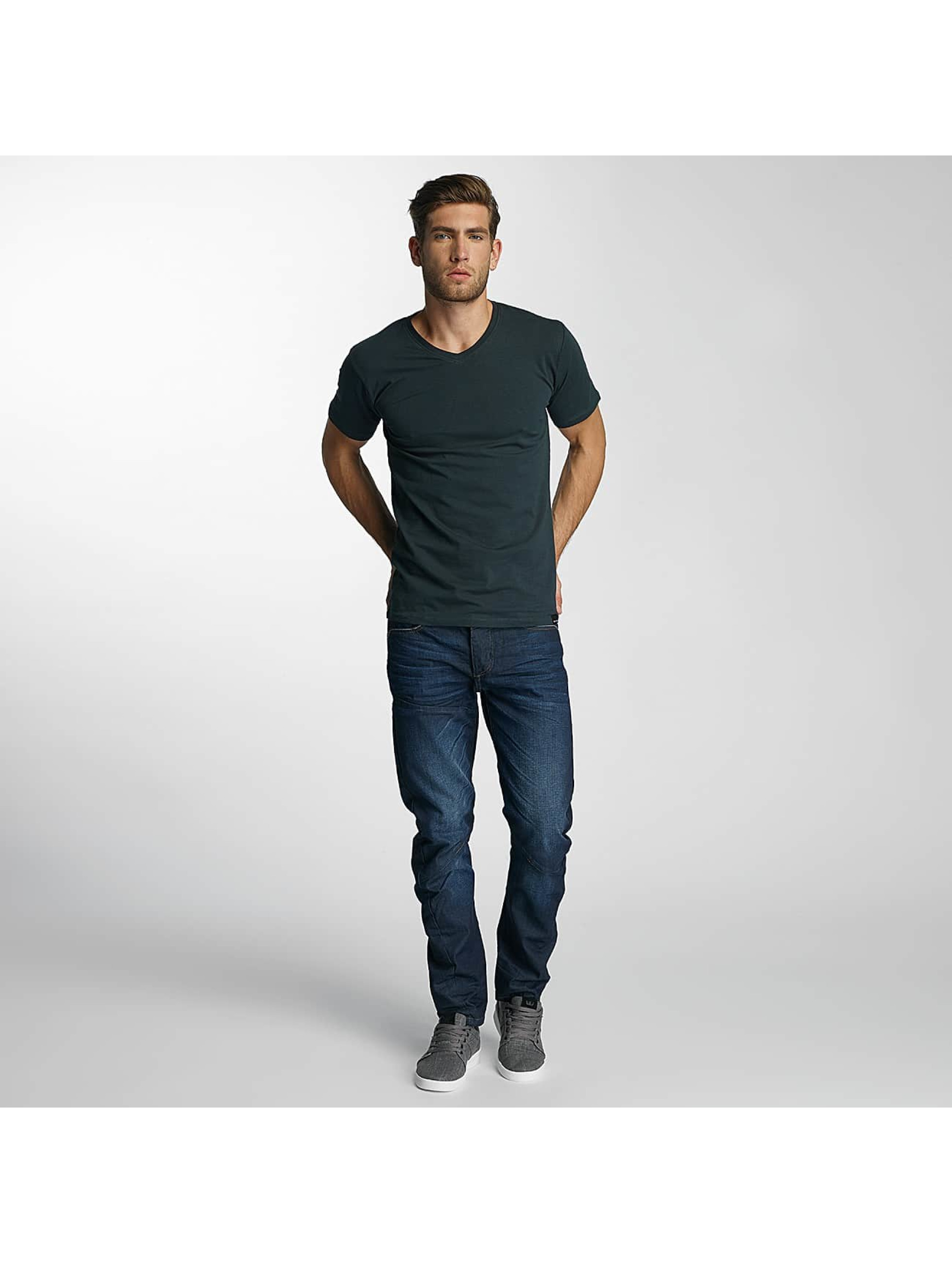 Paris Premium T-skjorter Basic grøn