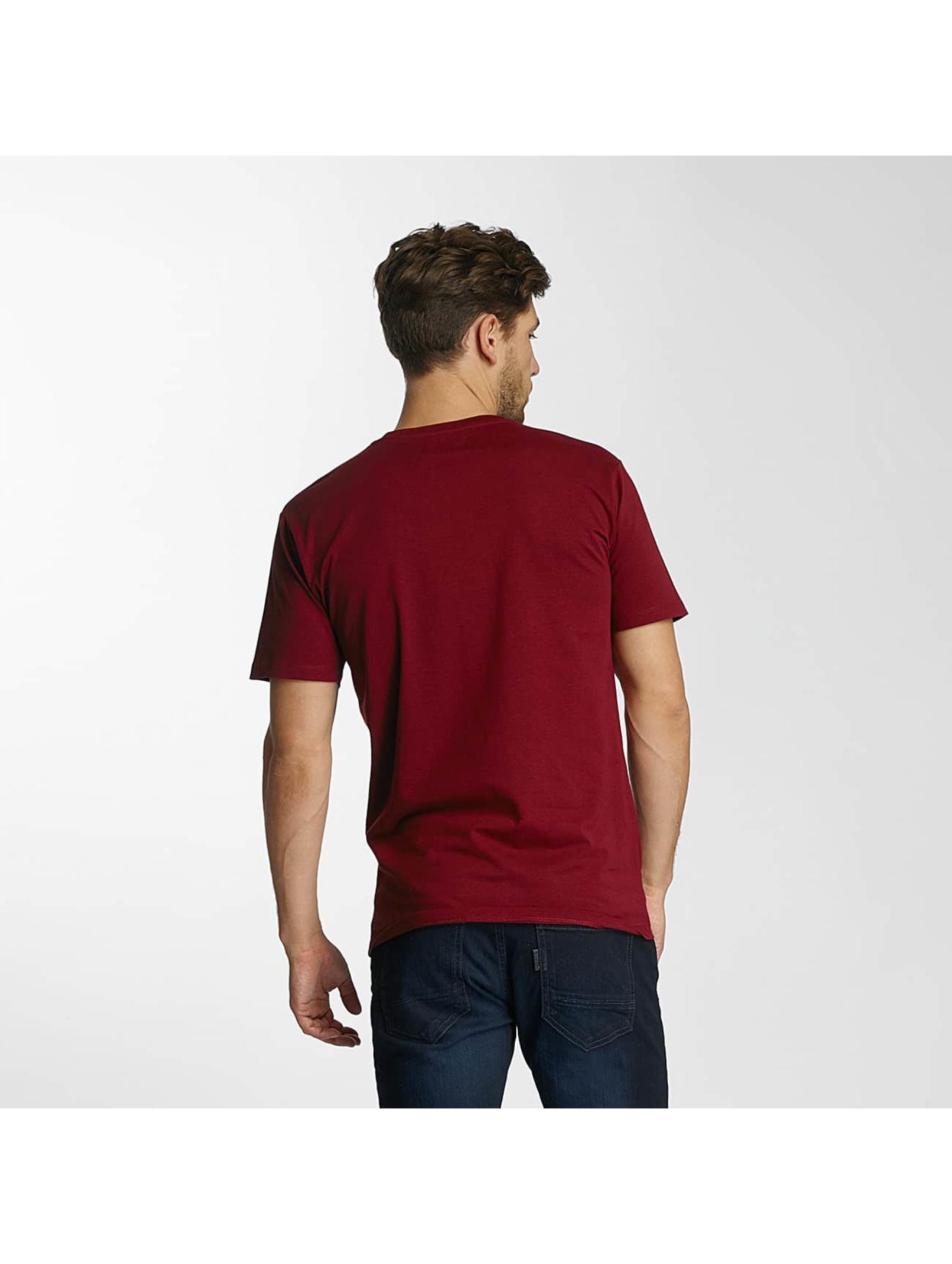 Paris Premium T-skjorter Farm House red